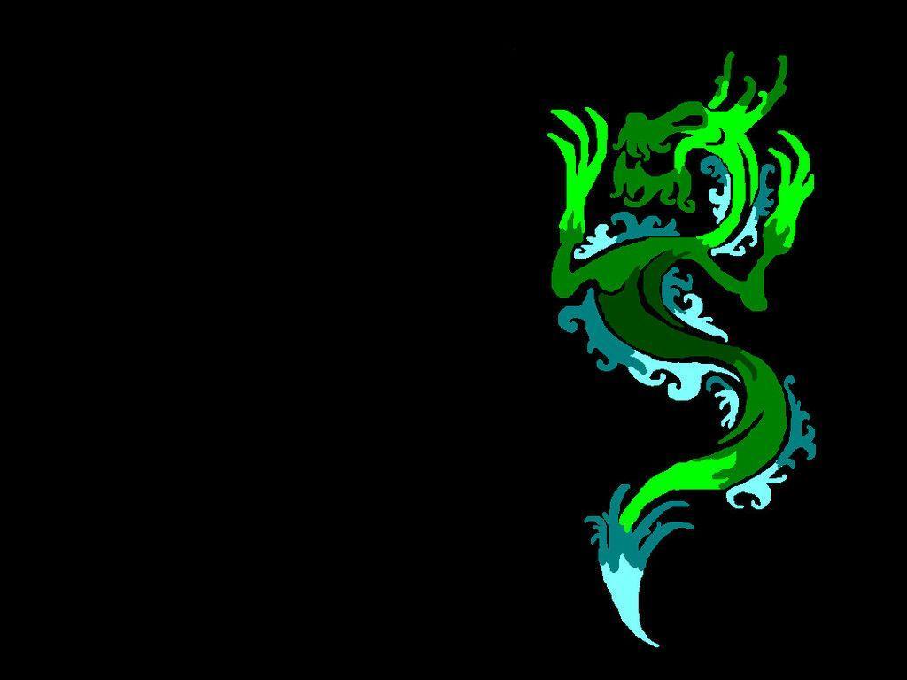 Neon Dragons Wallpapers Wallpaper Cave