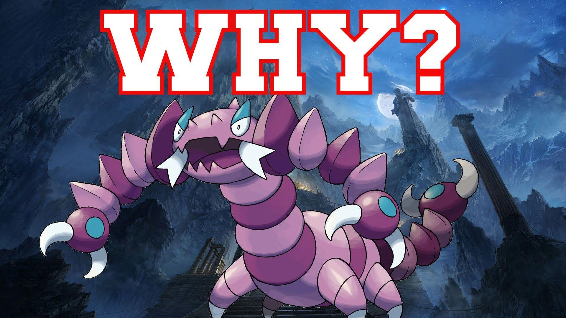 Why Mega Evolve? #173 Drapion - YouTube