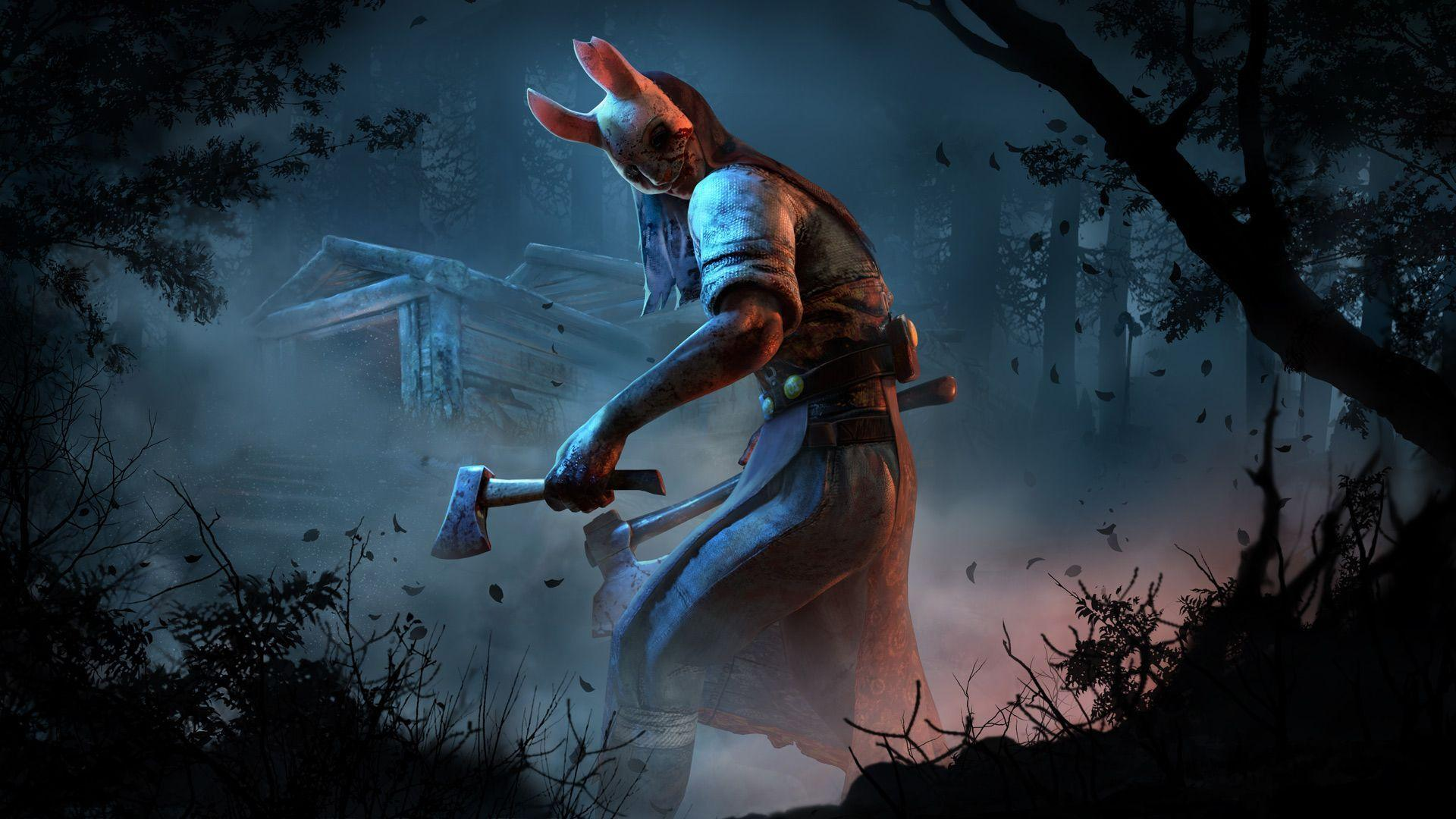 Image result for dead by daylight wallpapers the huntress