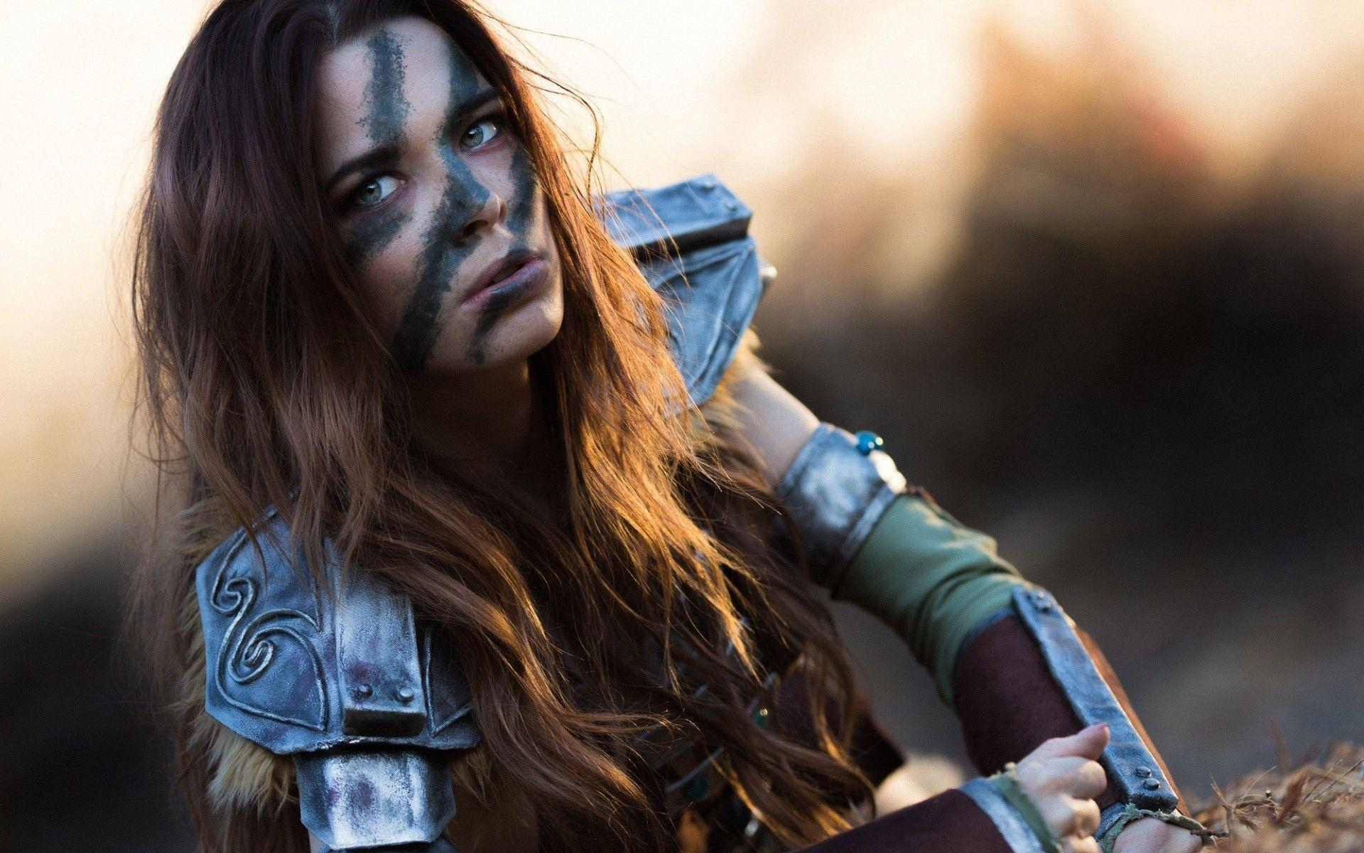 Aela the Huntress cosplay Wallpapers