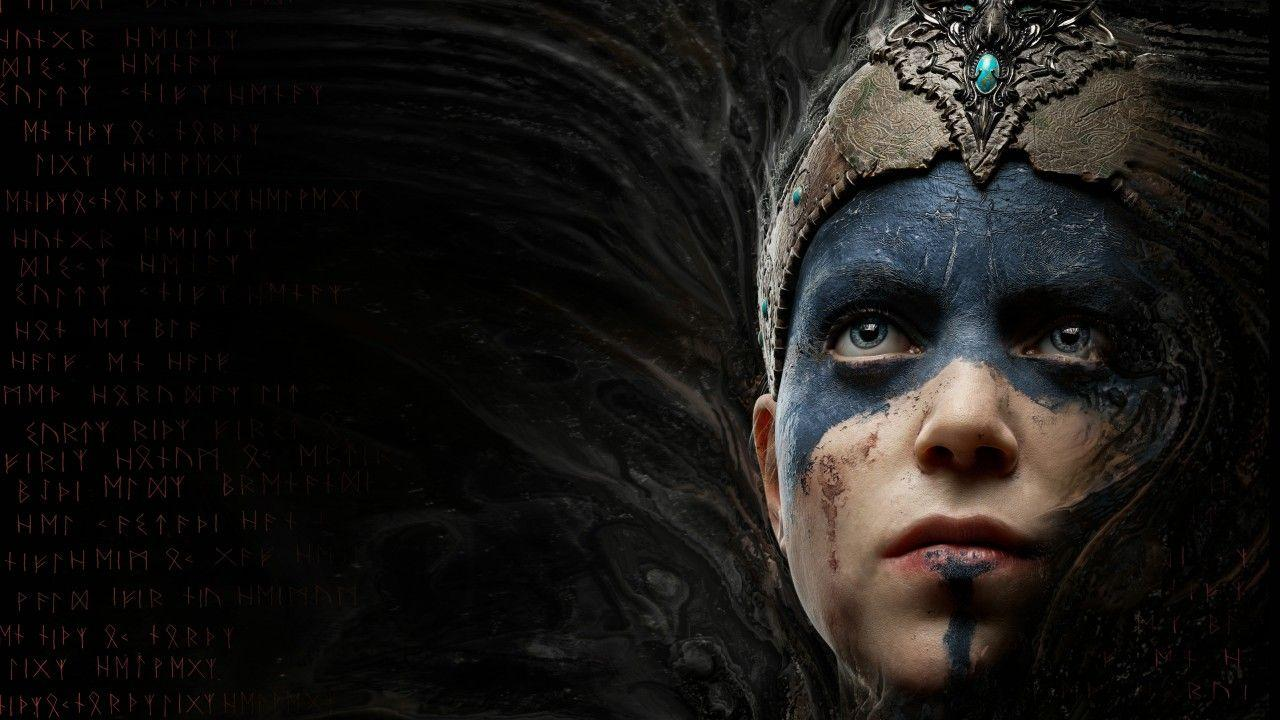 Wallpapers Hellblade: Senua's Sacrifice, 4K, 8K, Games,