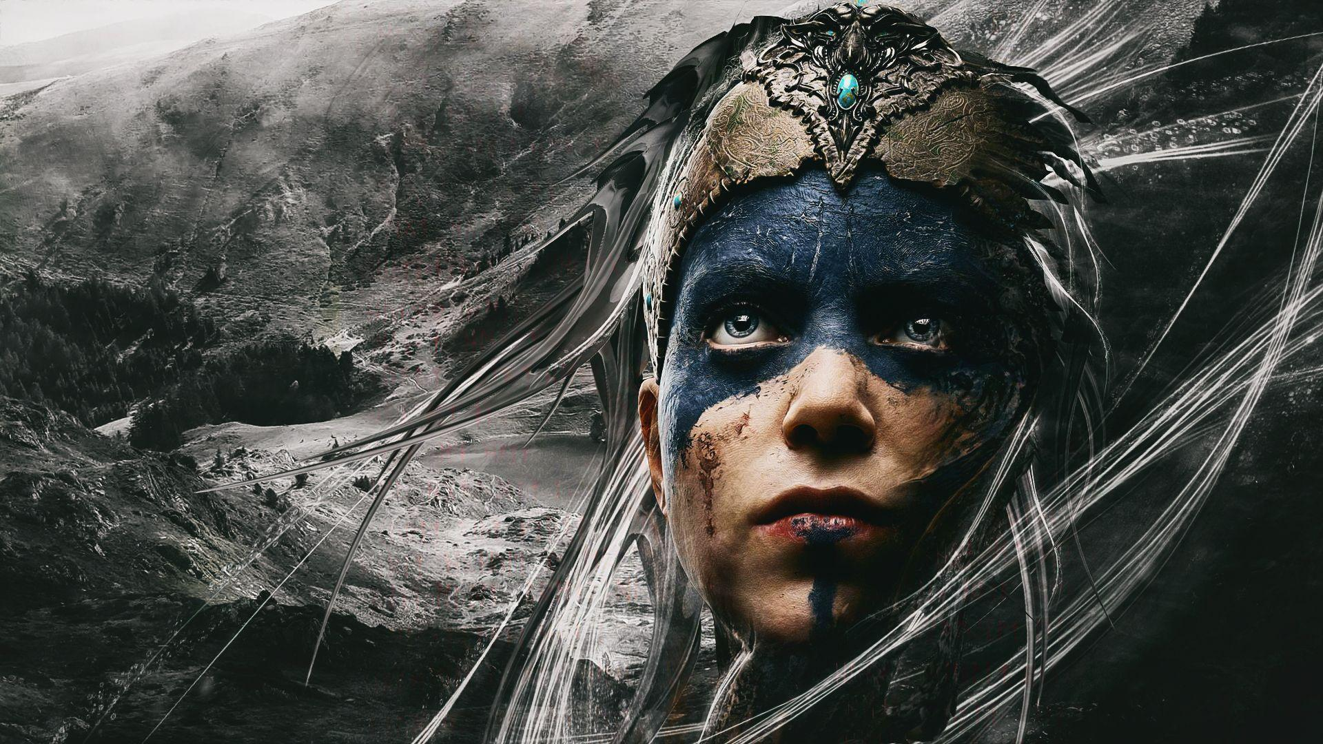 Hellblade Senua's Sacrifice Wallpapers Desktop
