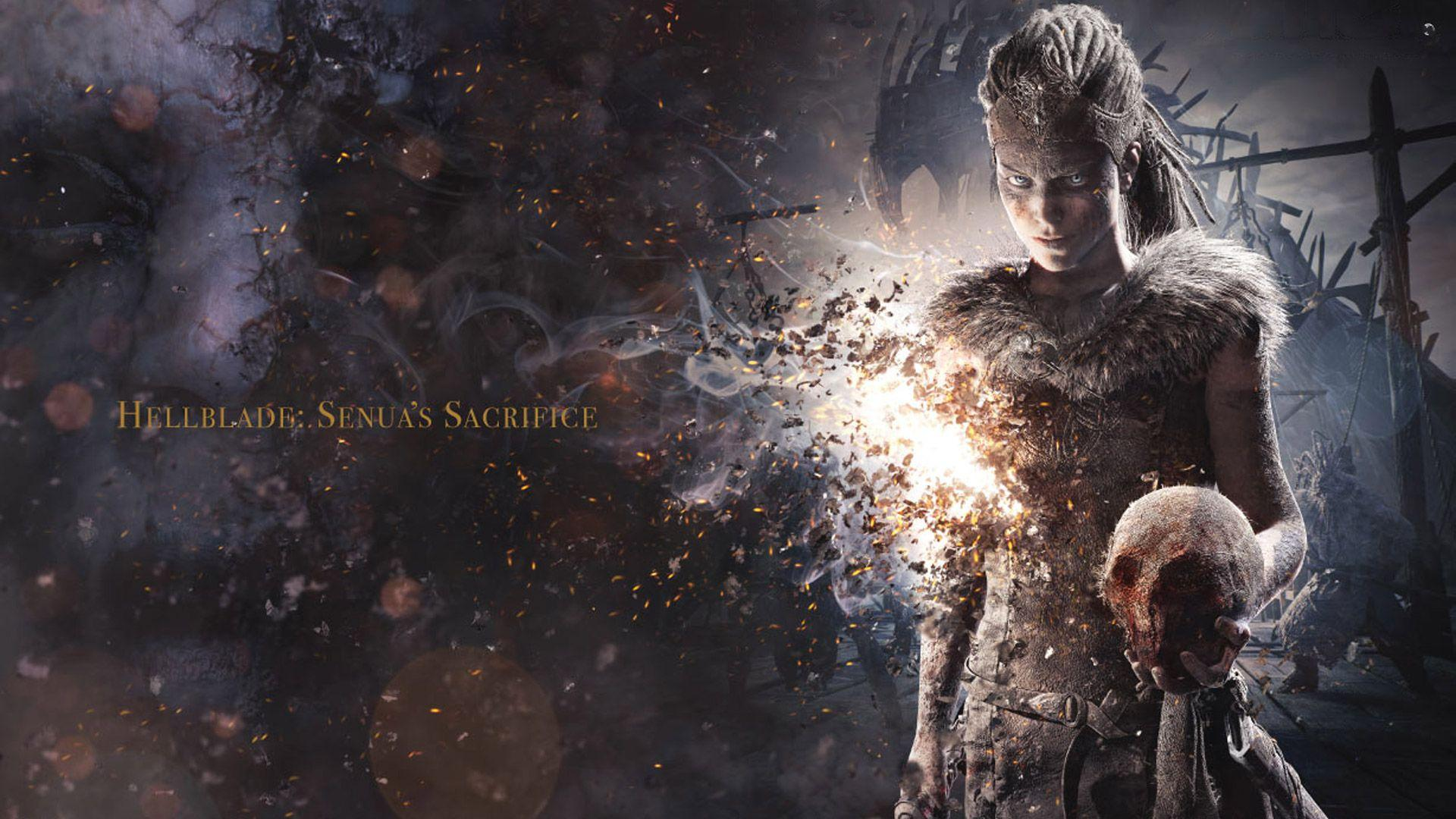 Hellblade: Senua's Sacrifice HD Wallpapers and Backgrounds Image