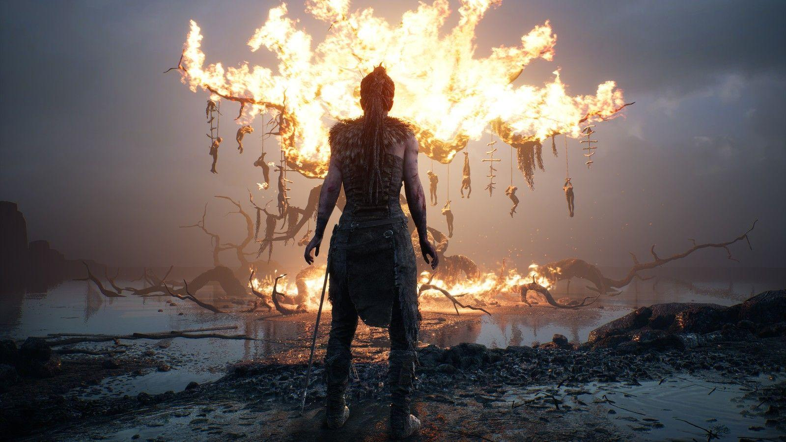 Hellblade: Senua's Sacrifice could be headed to Xbox One soon
