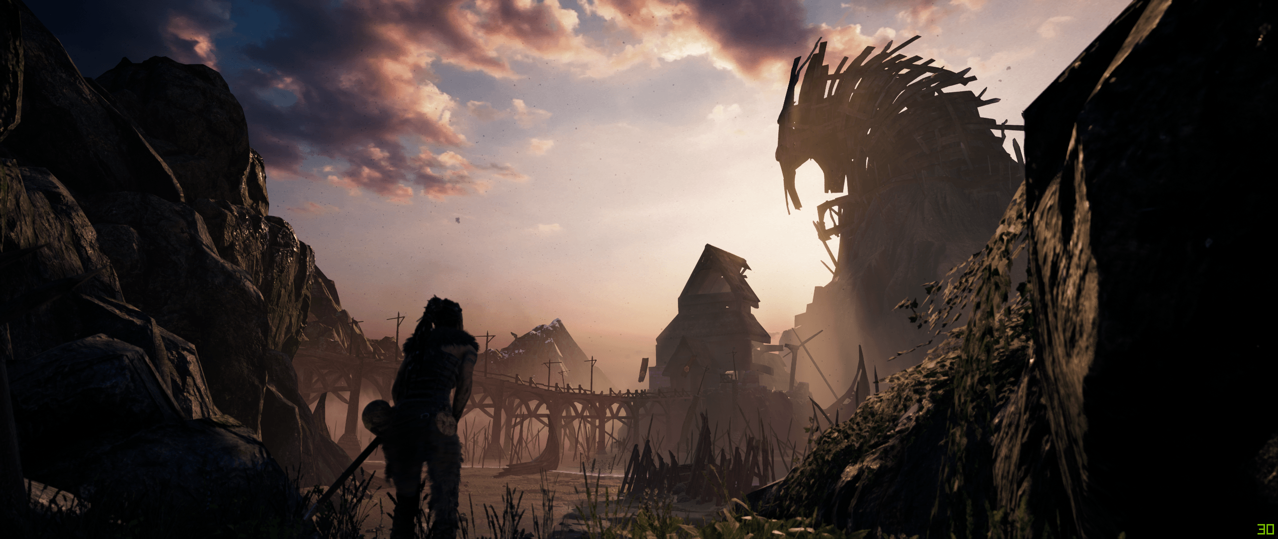 Hellblade: Senua's Sacrifice Wallpapers Wide > Minionswallpapers