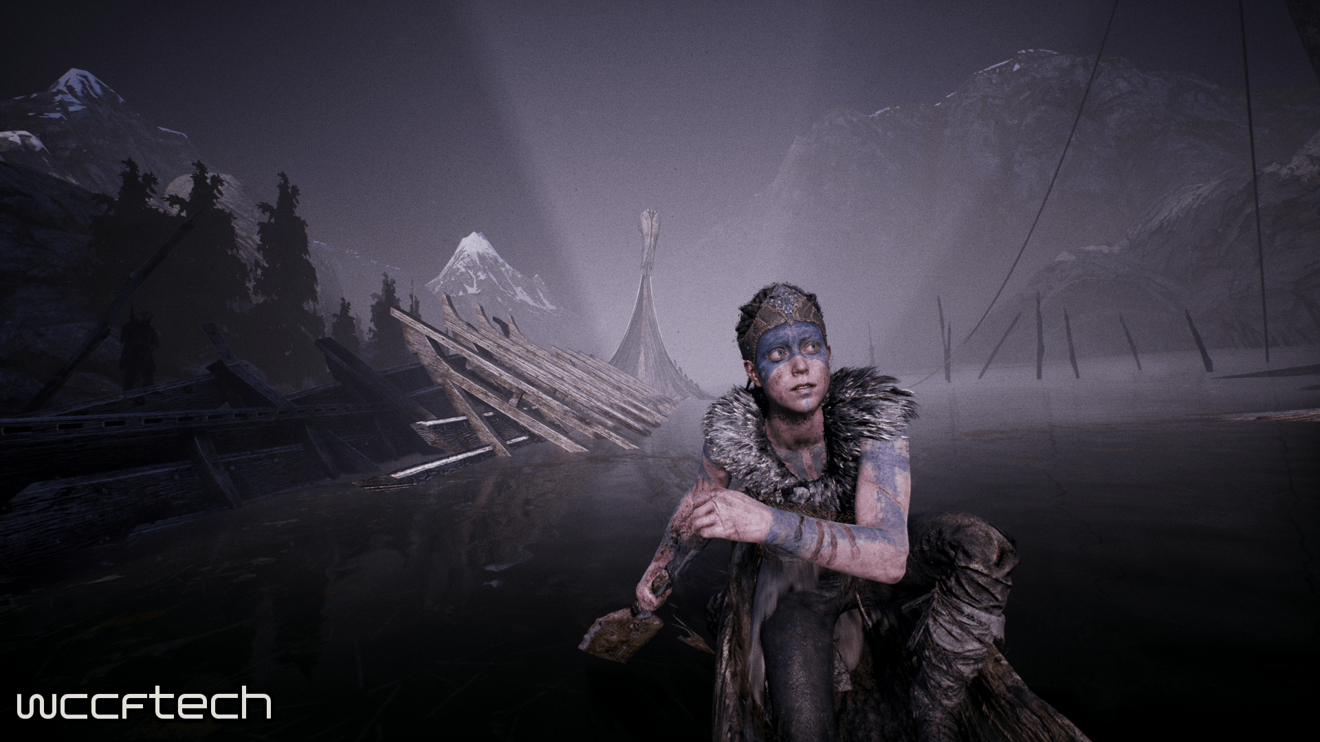 Hellblade senua 39 s sacrifice wallpapers wallpaper cave - Sacrifice wallpaper ...