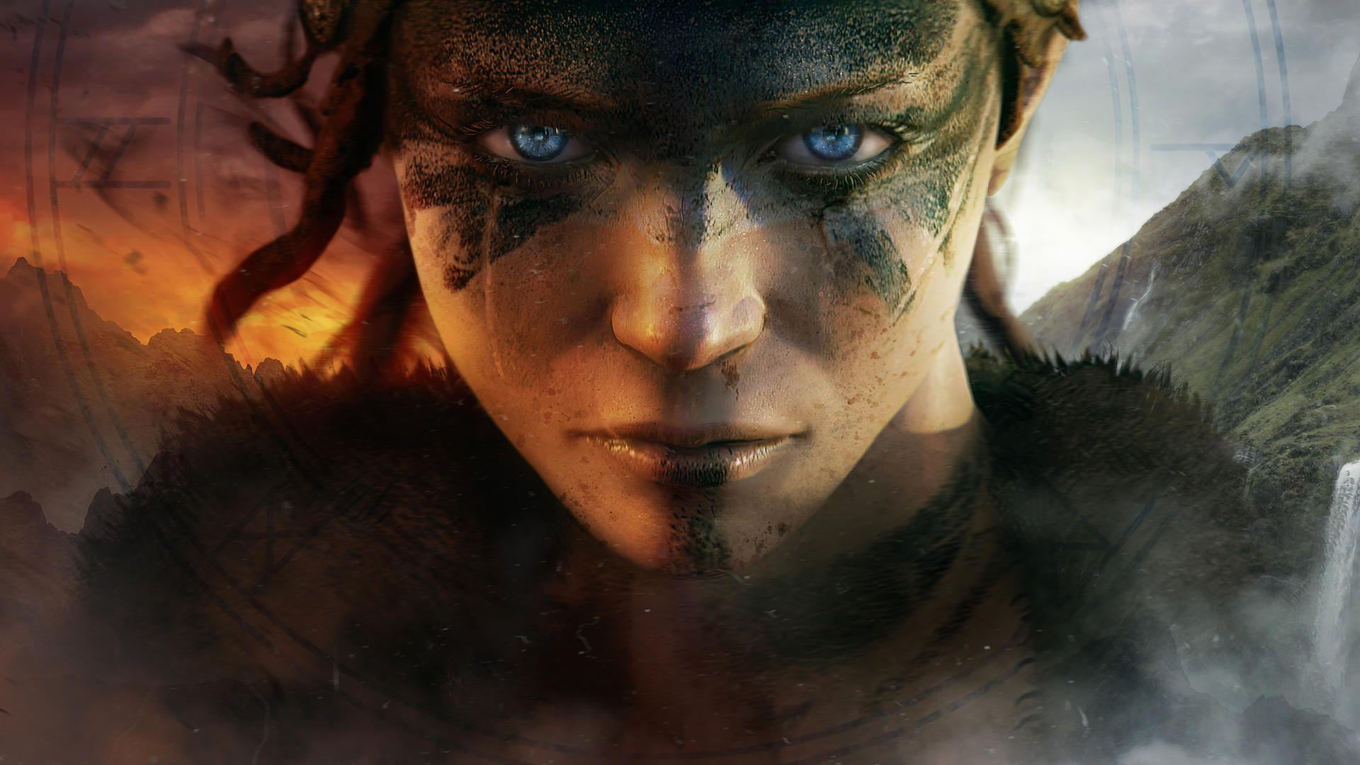 Hellblade: Senua's Sacrifice Wallpapers Pack
