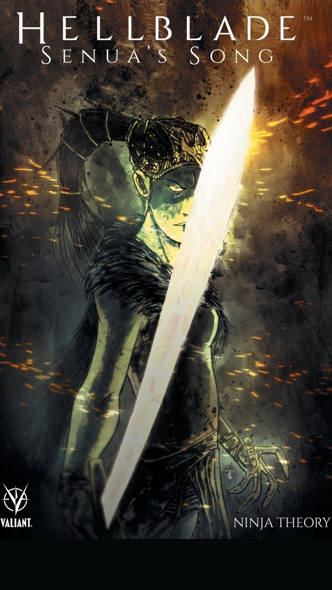 Hellblade Senua's Sacrifice Wallpapers For Mobile