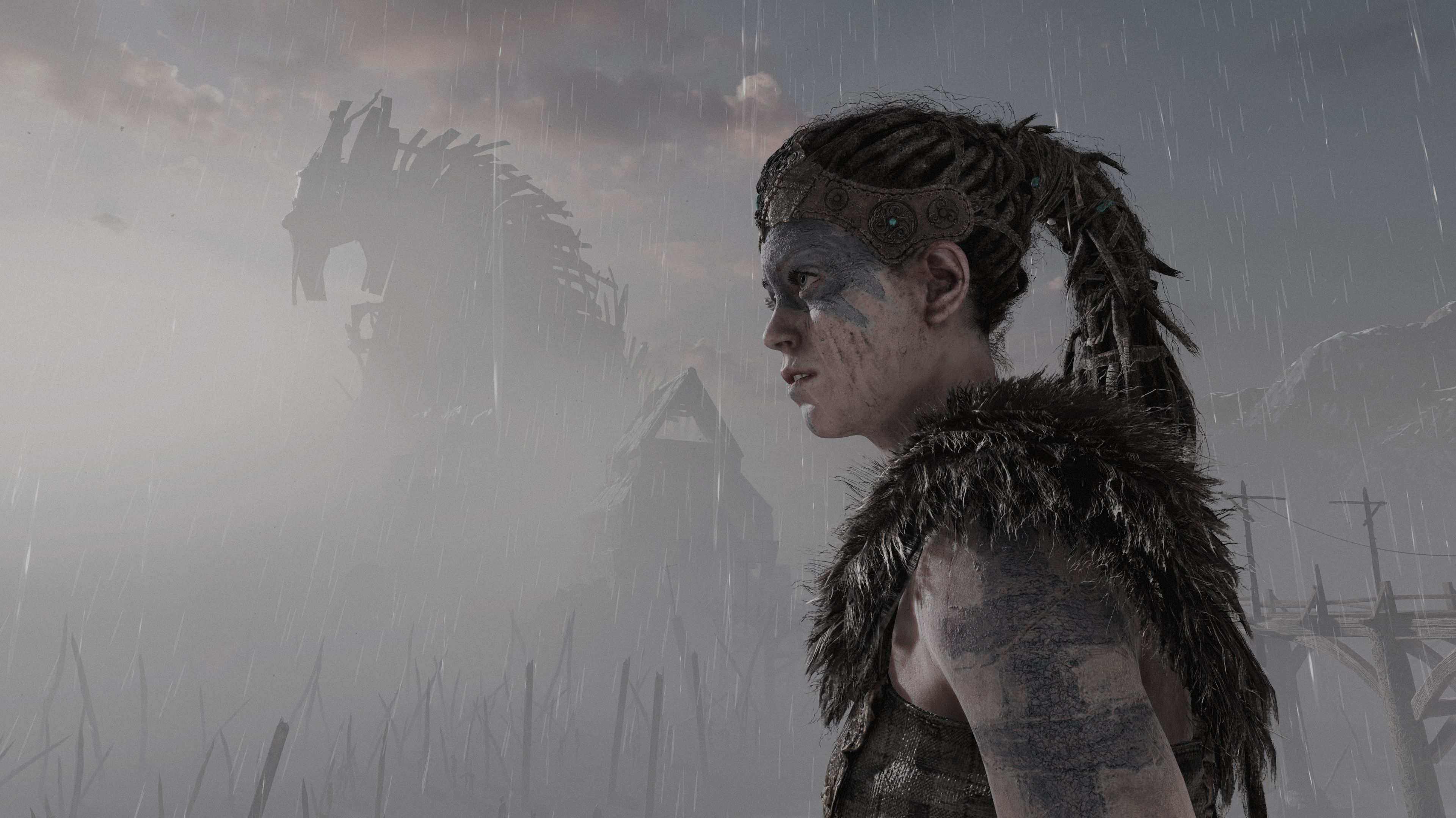 Hellblade Senuas Sacrifice 4k, HD Games, 4k Wallpapers, Image