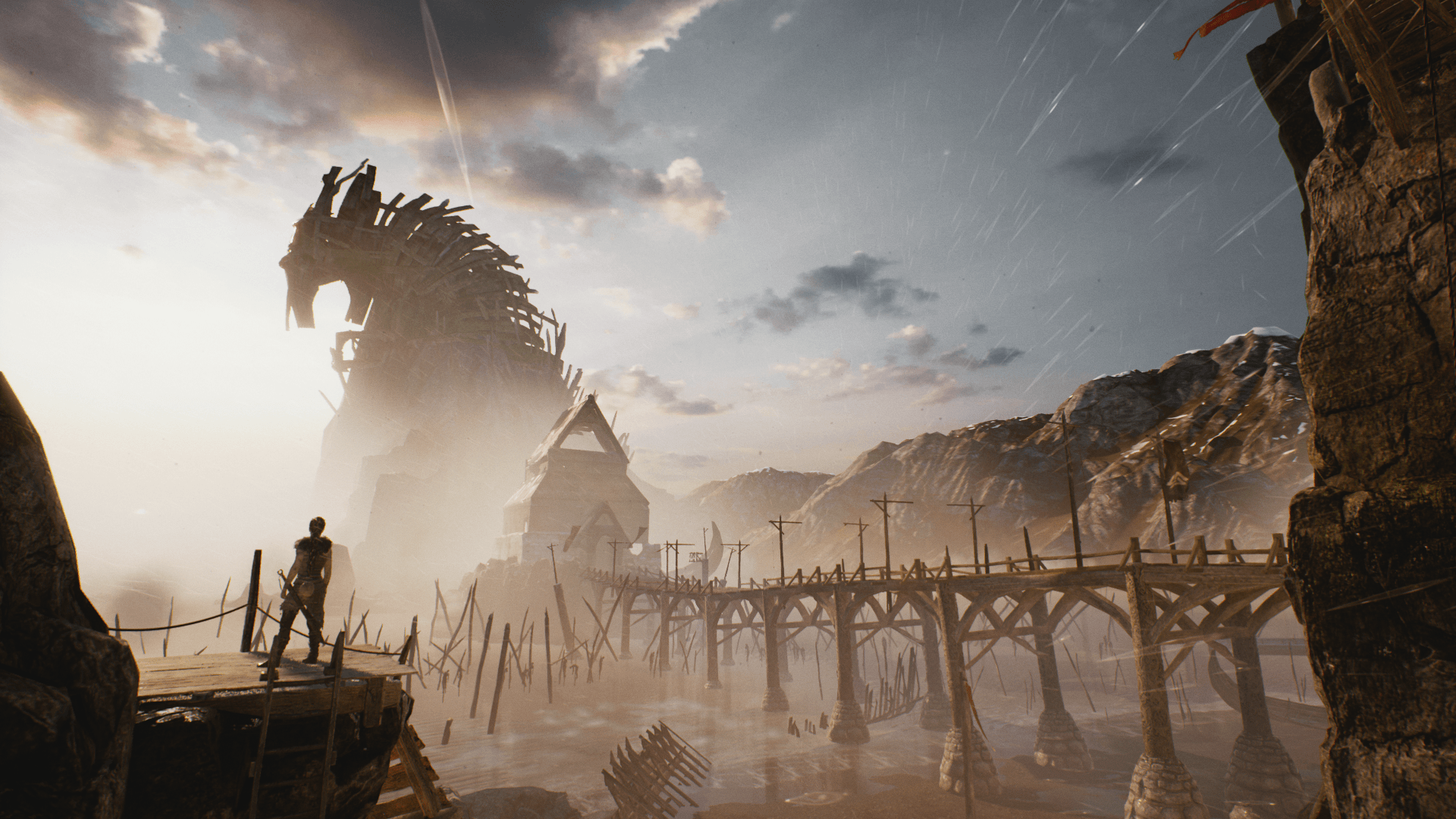 Hellblade: Senua's Sacrifice is goddamn gorgeous