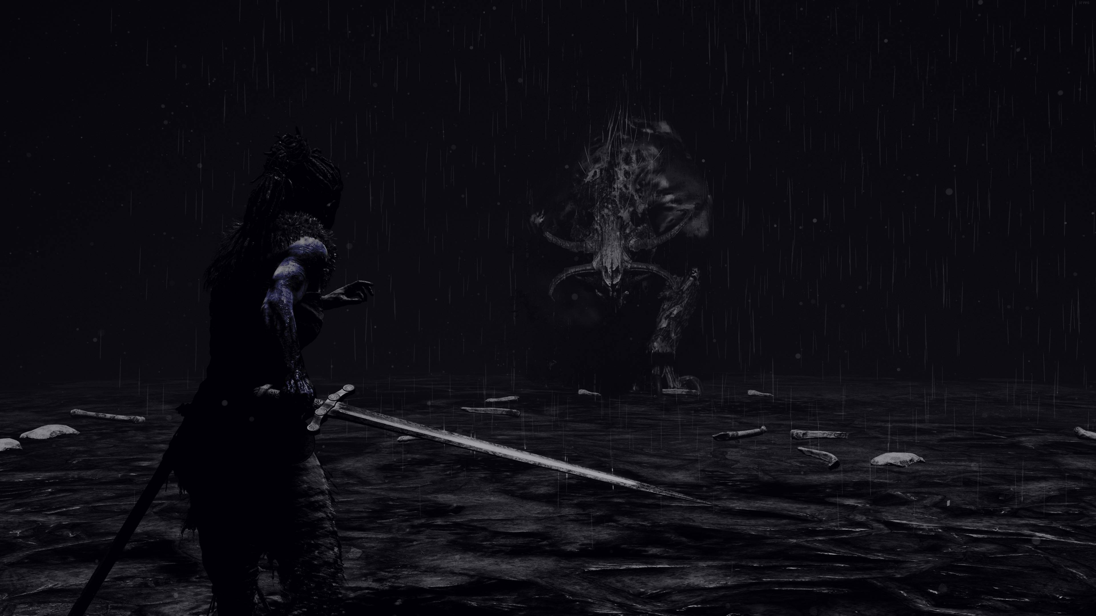 Download Hellblade Senua's Sacrifice Game 540x960 Resolution, HD 4K