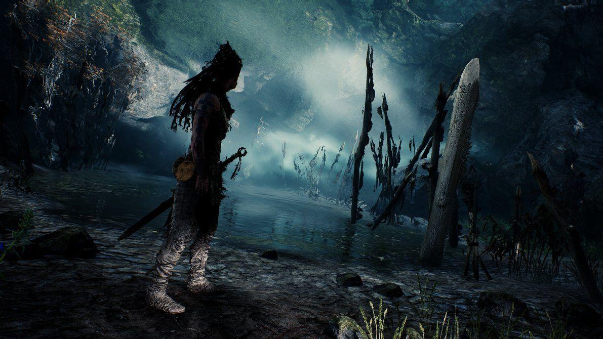 Hellblade: Senua's Sacrifice Muddy Past by Usmovers02