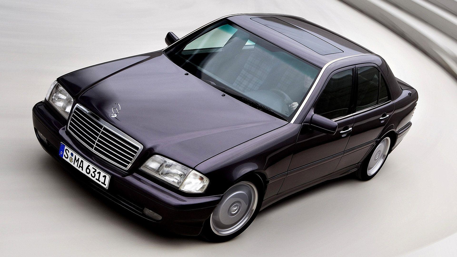 Mercedes-Benz C36 Wallpapers - Wallpaper Cave