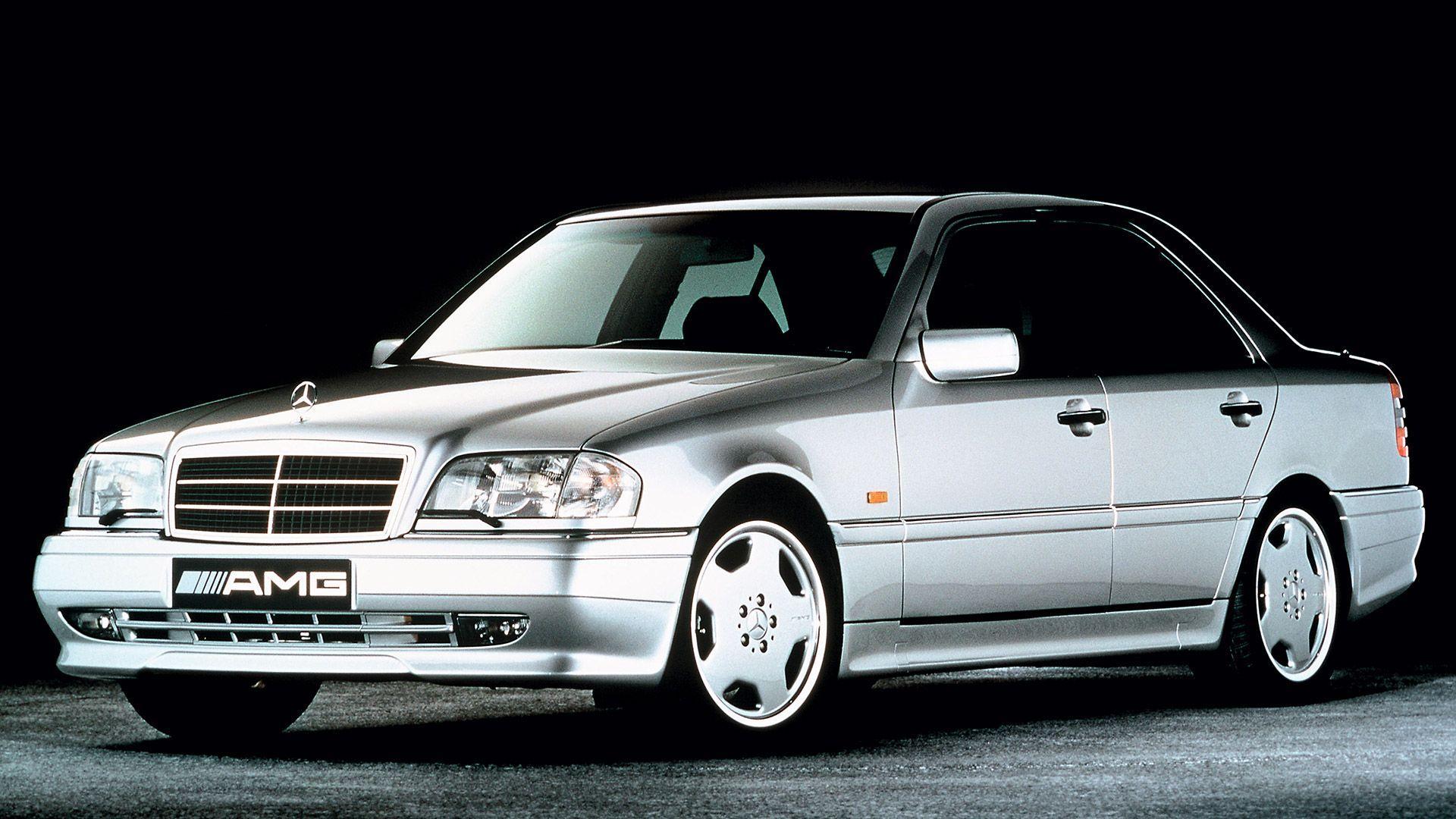 Get Mercedes Benz W202 Wallpaper  Background