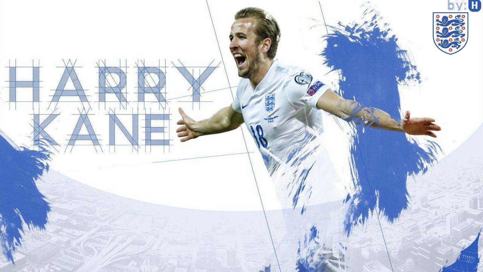 Harry Kane England Wallpapers