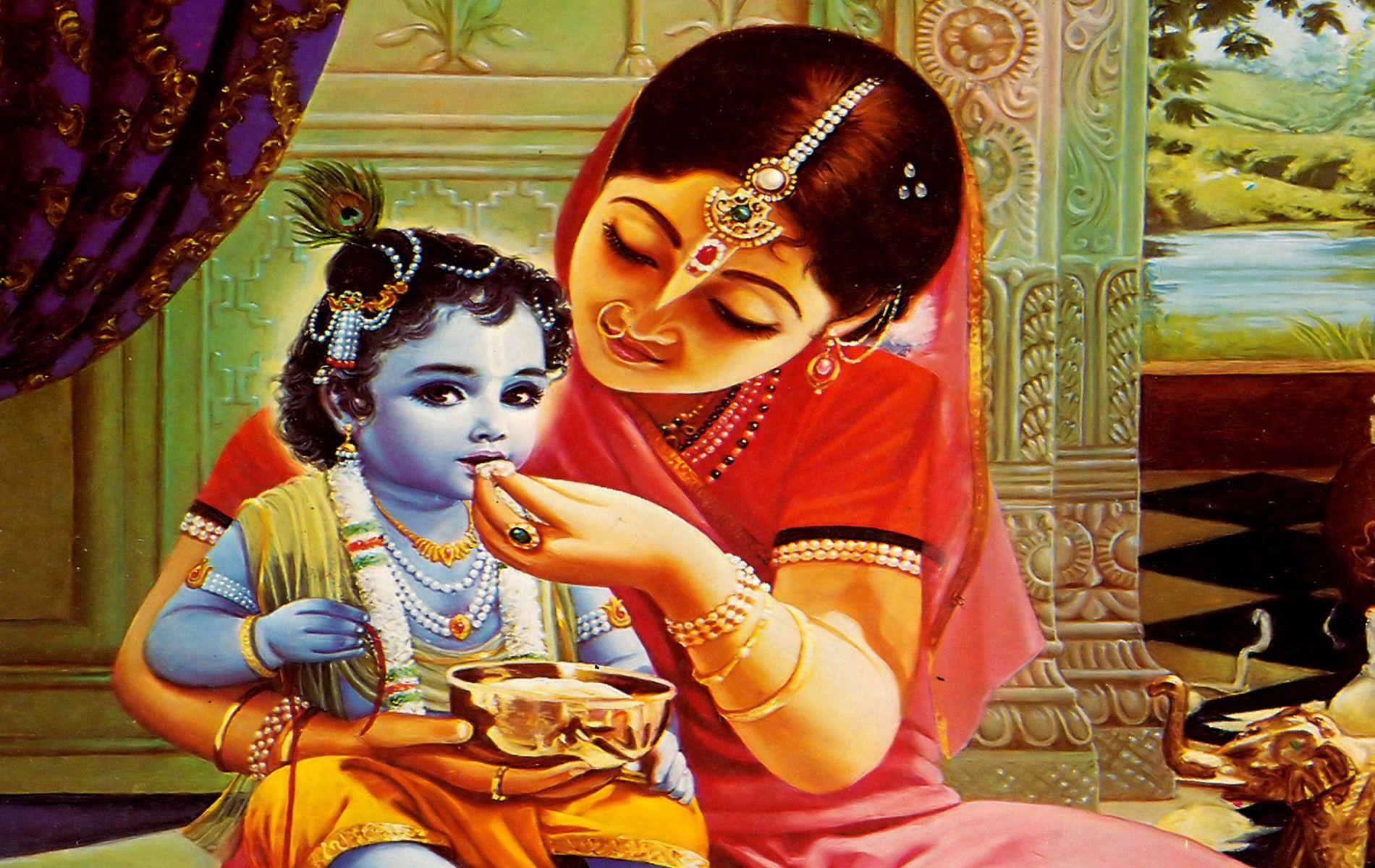 Bal gopal krishna wallpaper free download.