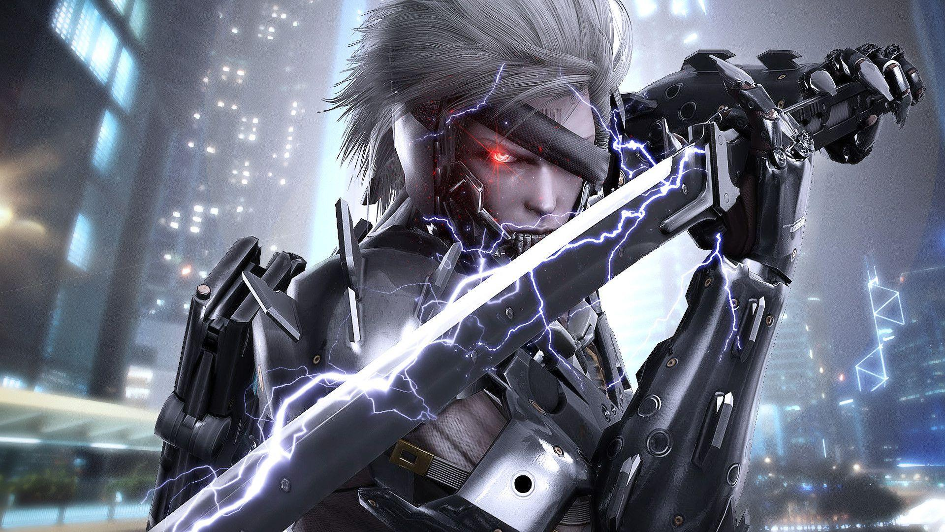 raiden metal gear wallpapers - wallpaper cave