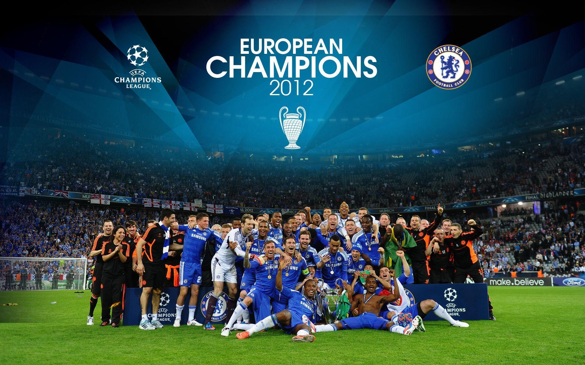 Chelsea Wallpapers Champions League - Wallpaper Cave