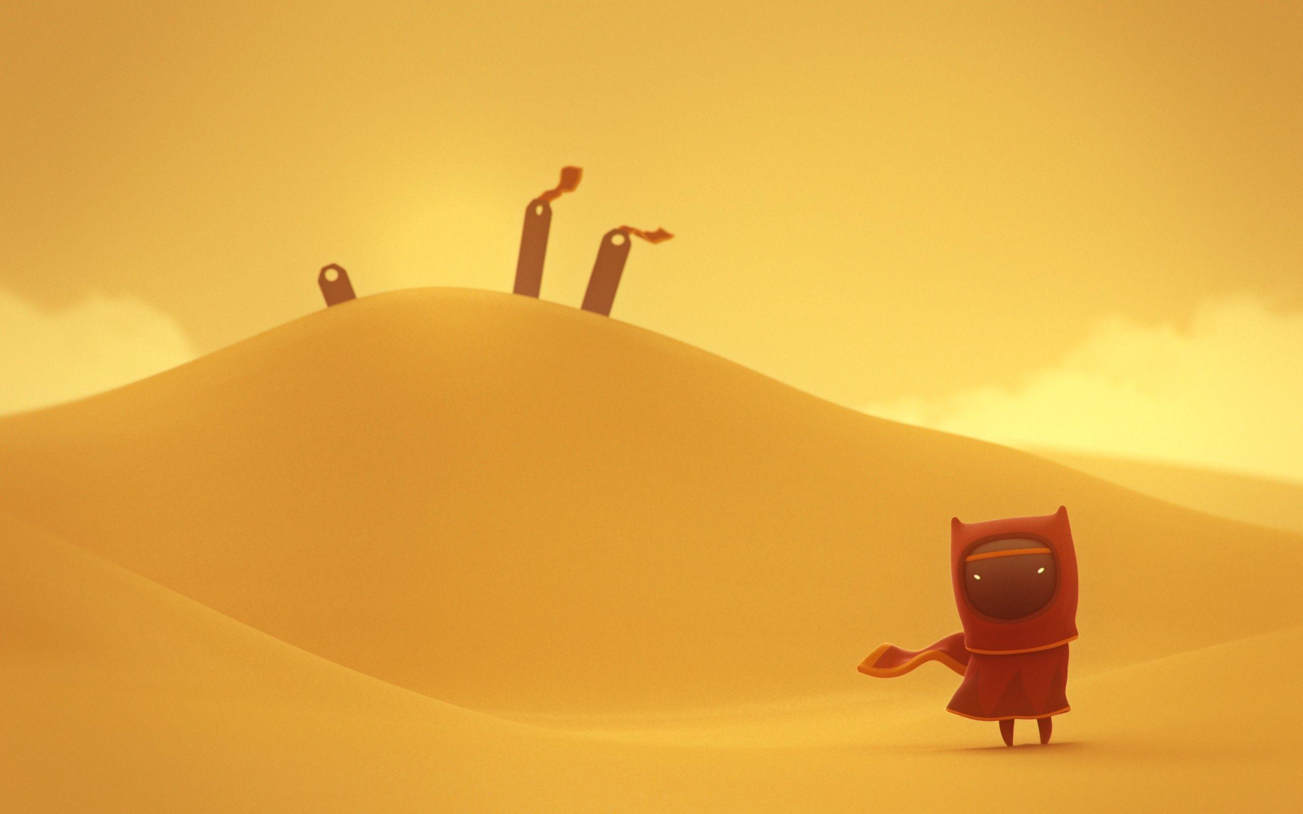 37 Widescreen Full HD Wallpapers of Journey Game for Windows and Mac