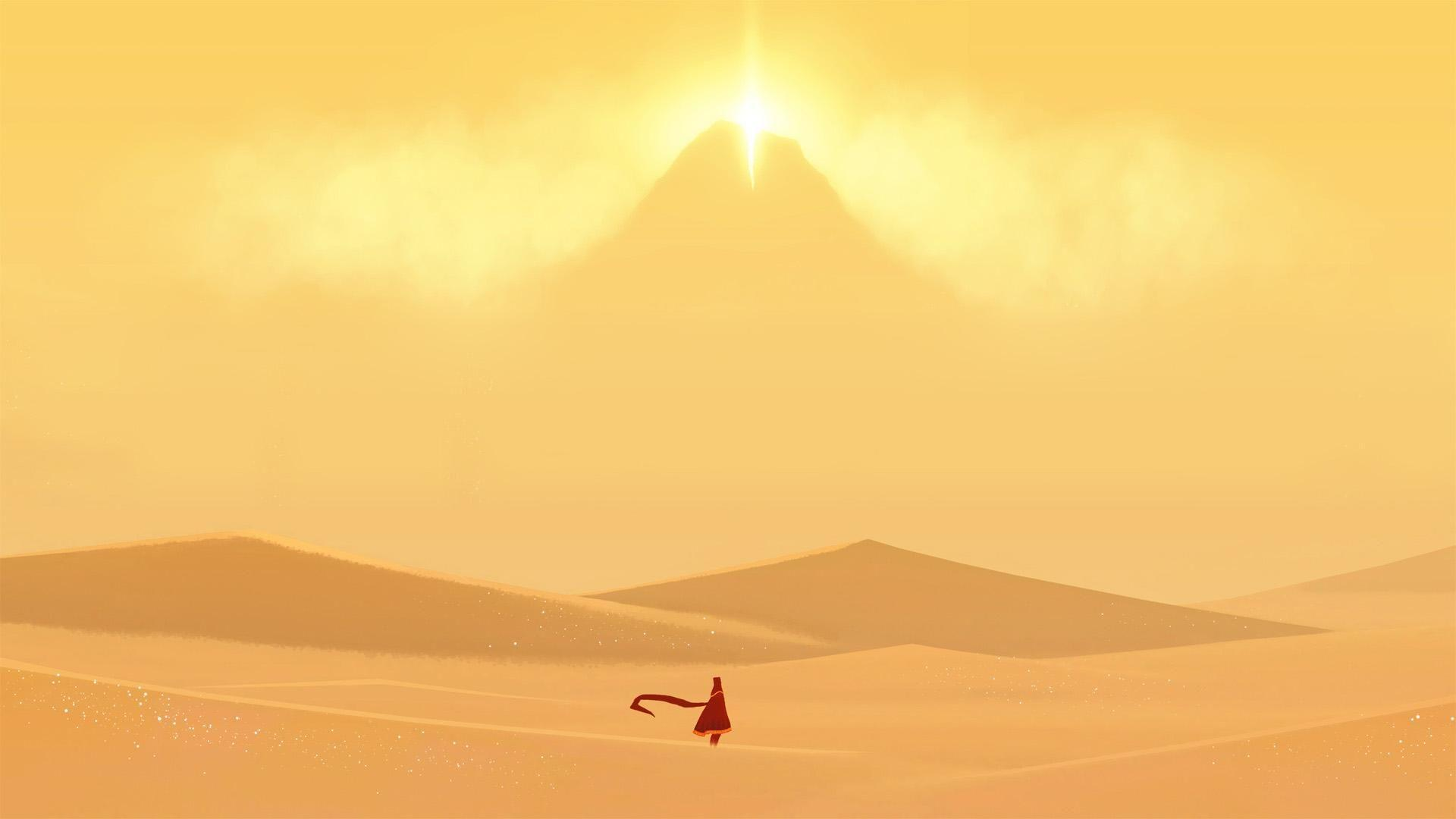 JOURNEY WALLPAPER