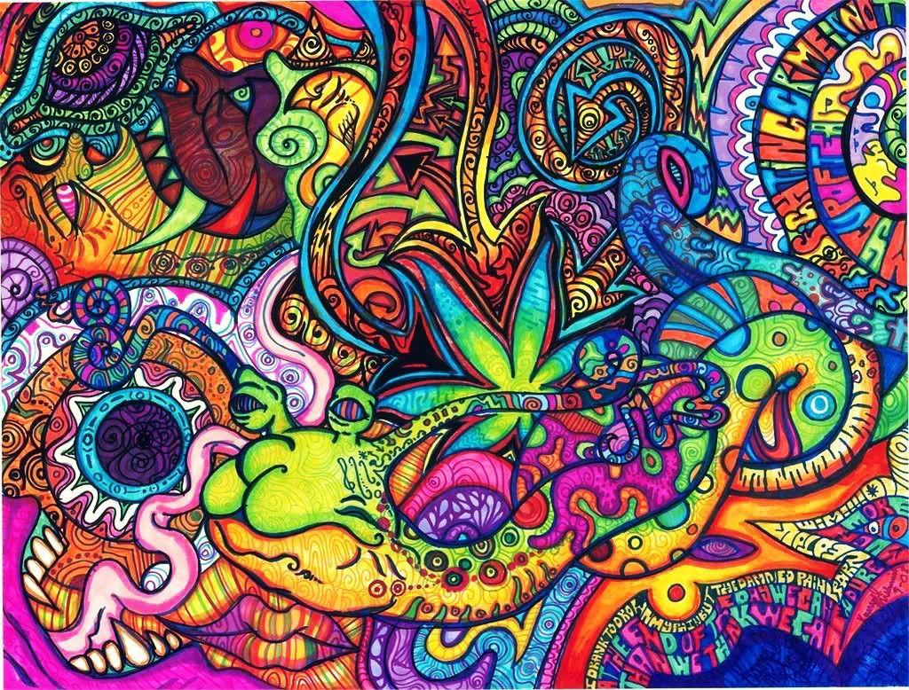 Cool Trippy Backgrounds Tumblr Wallpaper Cave