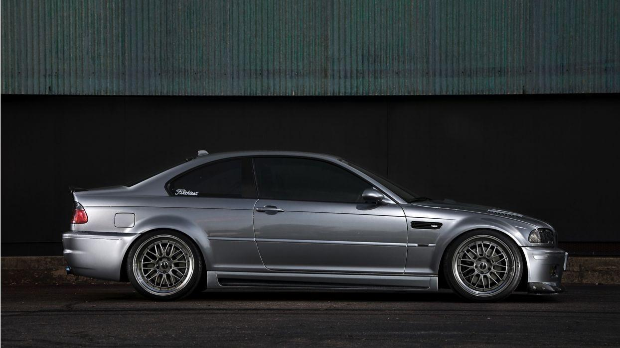 Bmw E46 Tuning Wallpapers - Wallpaper Cave