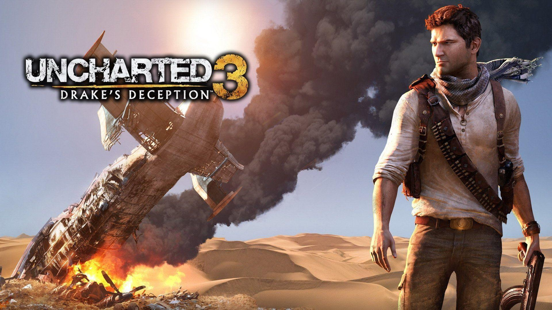 Uncharted 3 Wallpapers Hd Wallpaper Cave