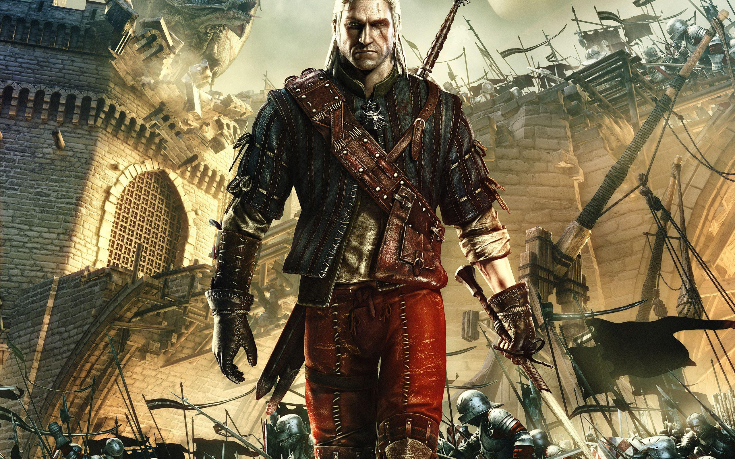 The Witcher 2 Wallpapers - Wallpaper Cave