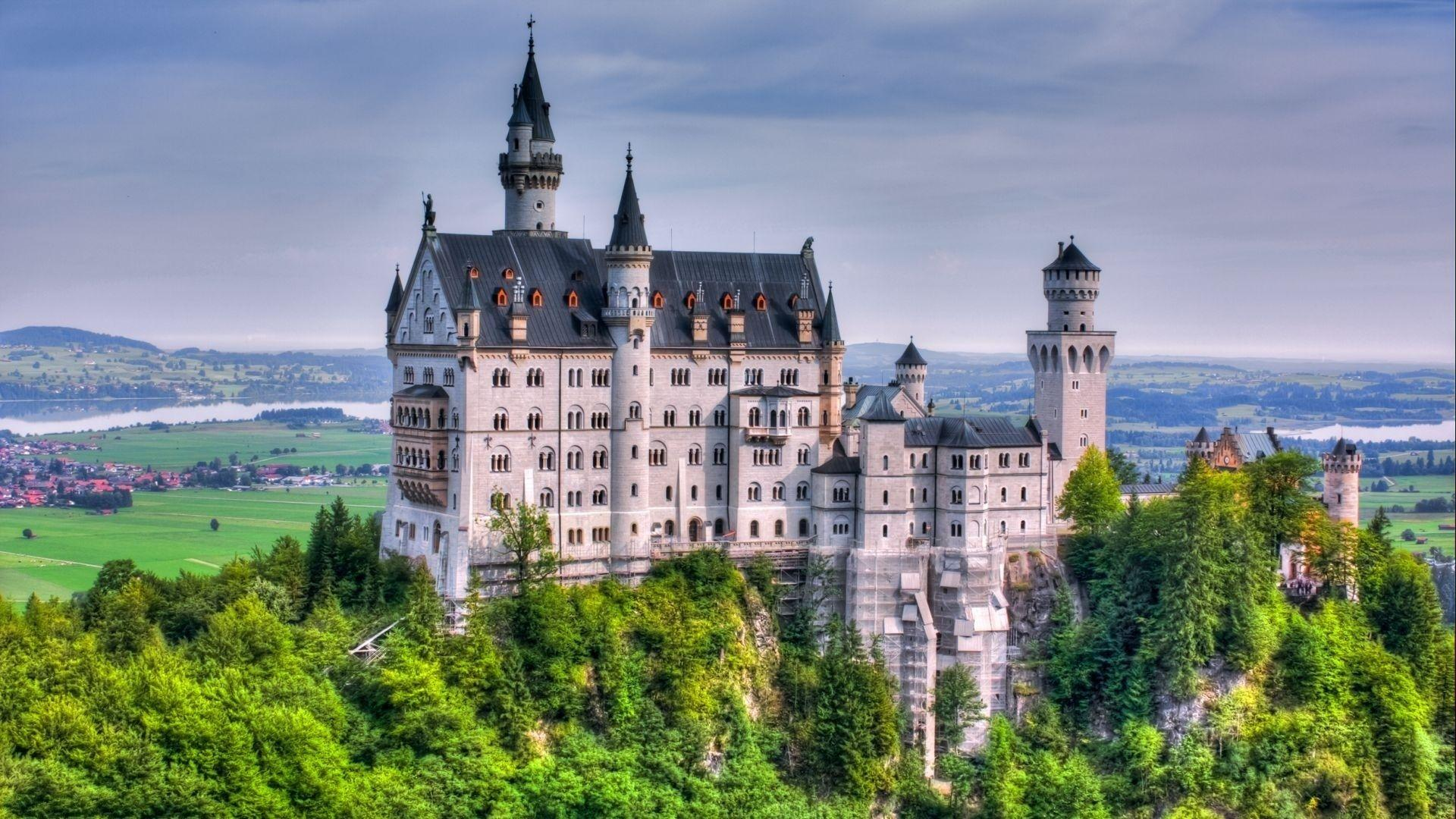 Neuschwanstein Castle Germany Wallpapers
