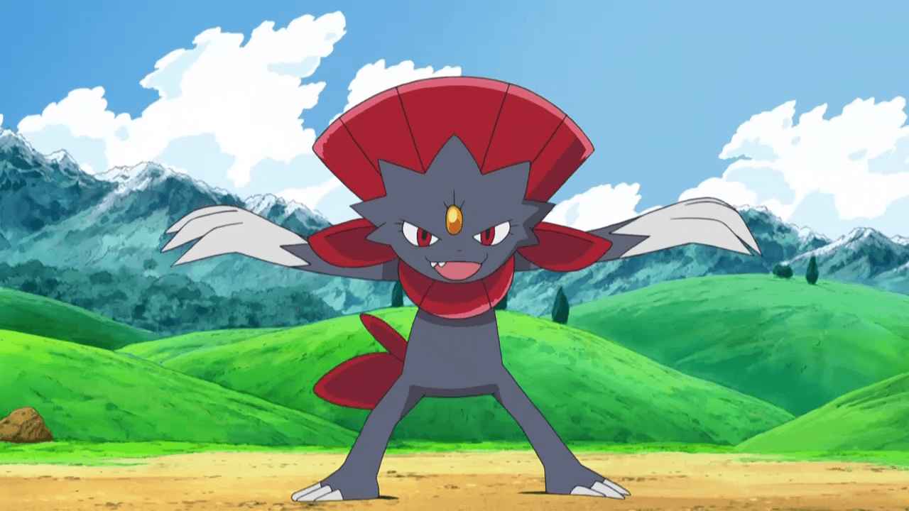 Image - Weavile.png | Superpower Wiki | FANDOM powered by Wikia