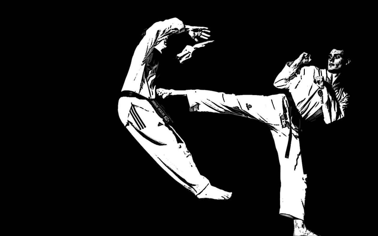 I Love Karate Wallpapers - Wallpaper Cave
