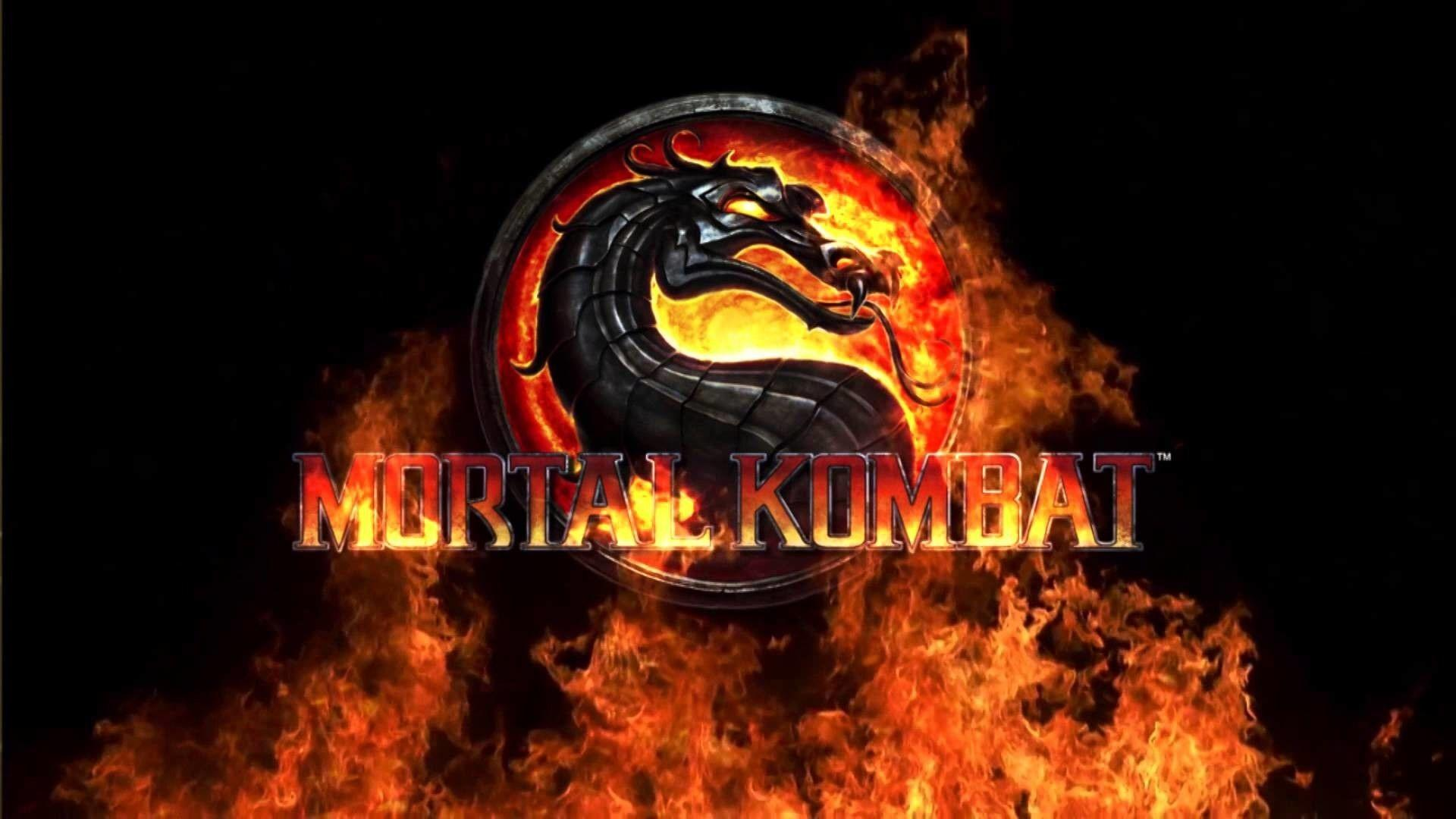 Mortal Kombat Dragon Logo Wallpapers HD - Wallpaper Cave