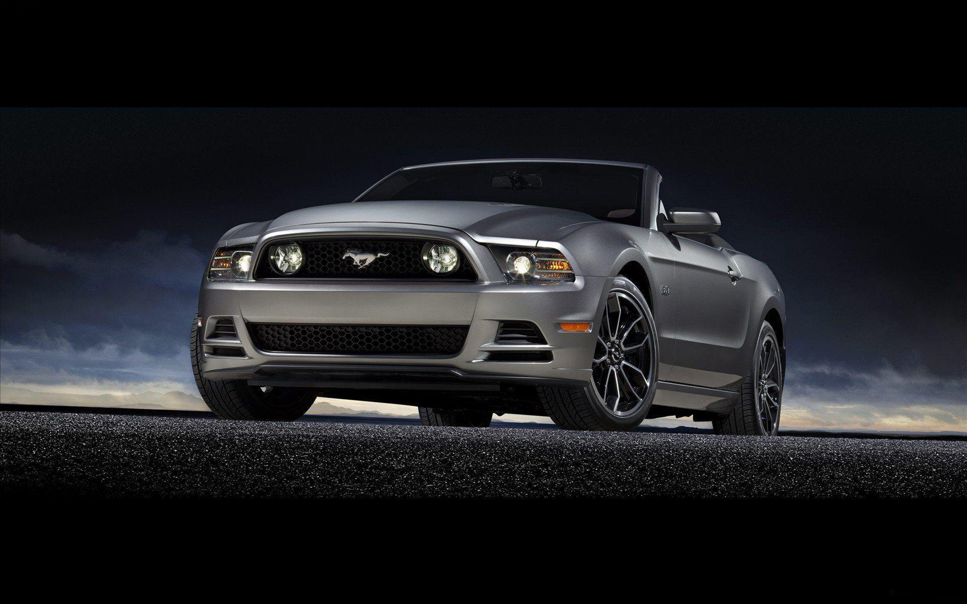 Mustang Gt Logo Hd Wallpapers Wallpaper Cave