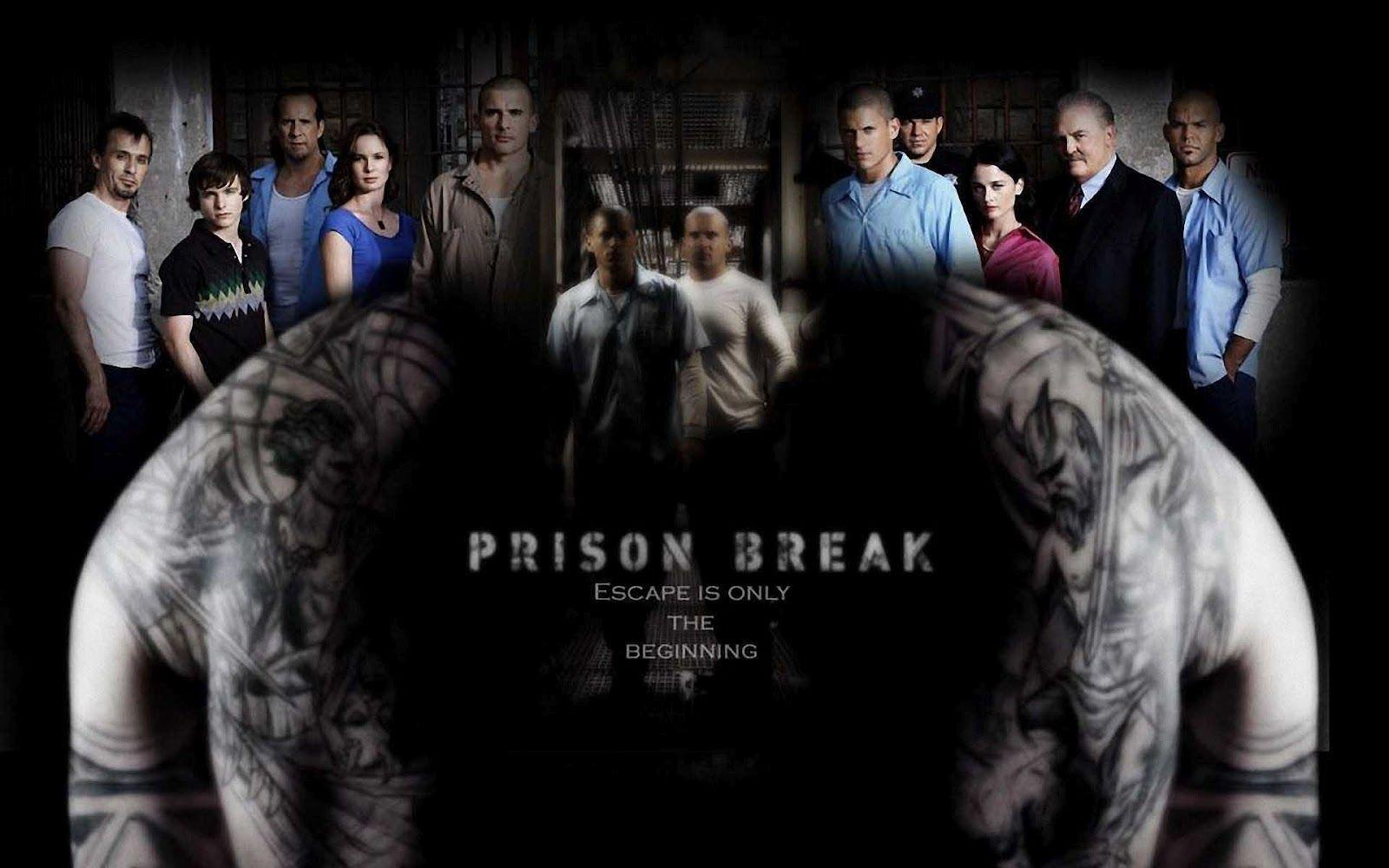 Prison Break Wallpapers Season 1 Wallpaper Cave