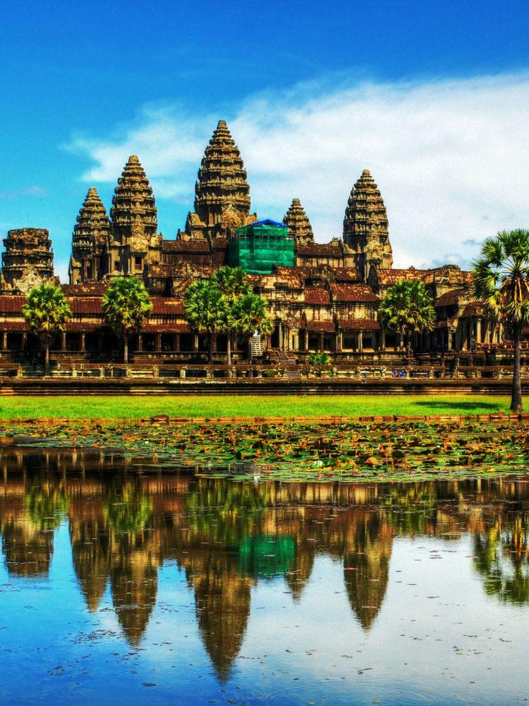 Hd Angkor Wat Wallpapers Wallpaper Cave