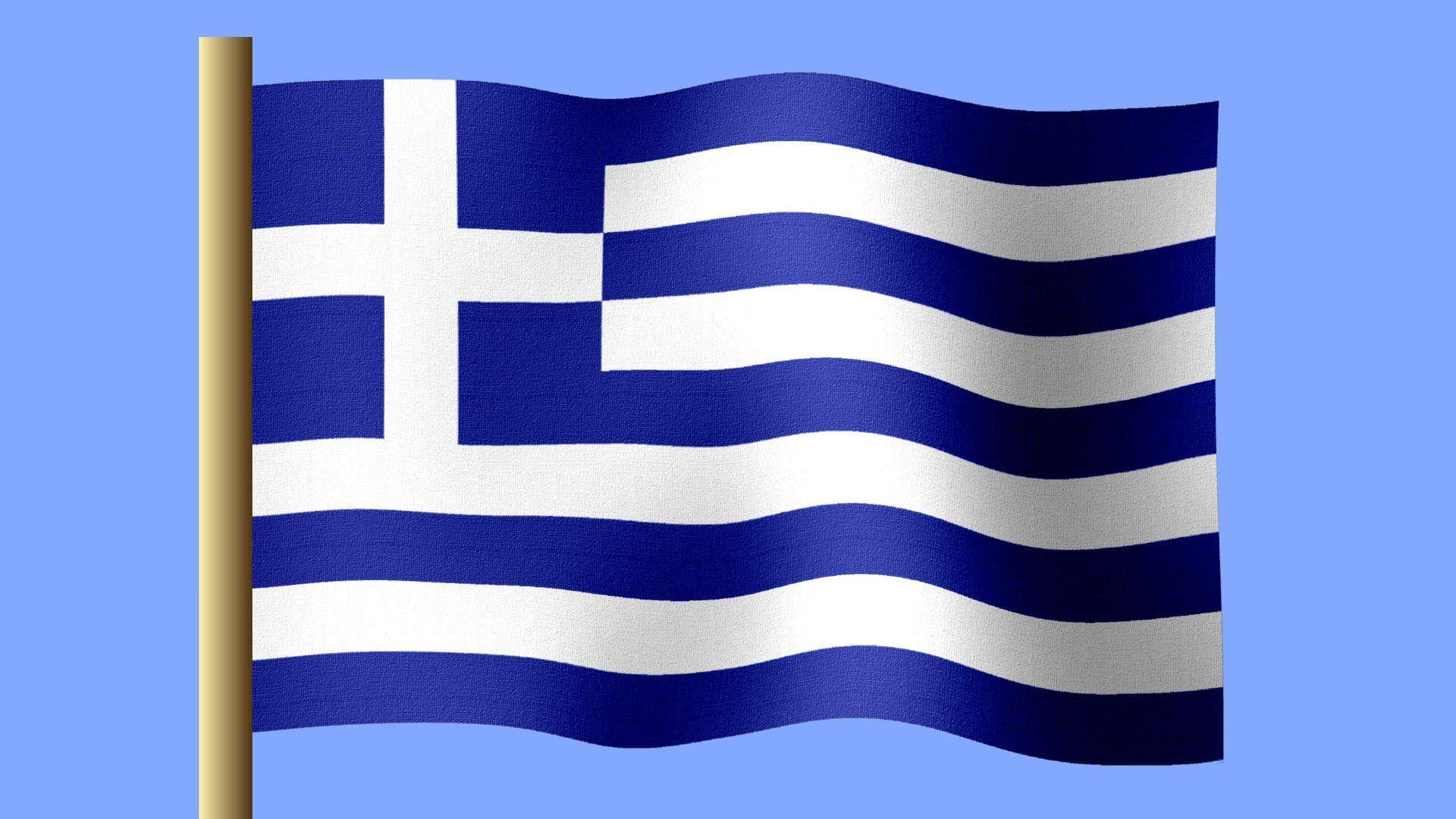 undefined Greek Flag Wallpapers
