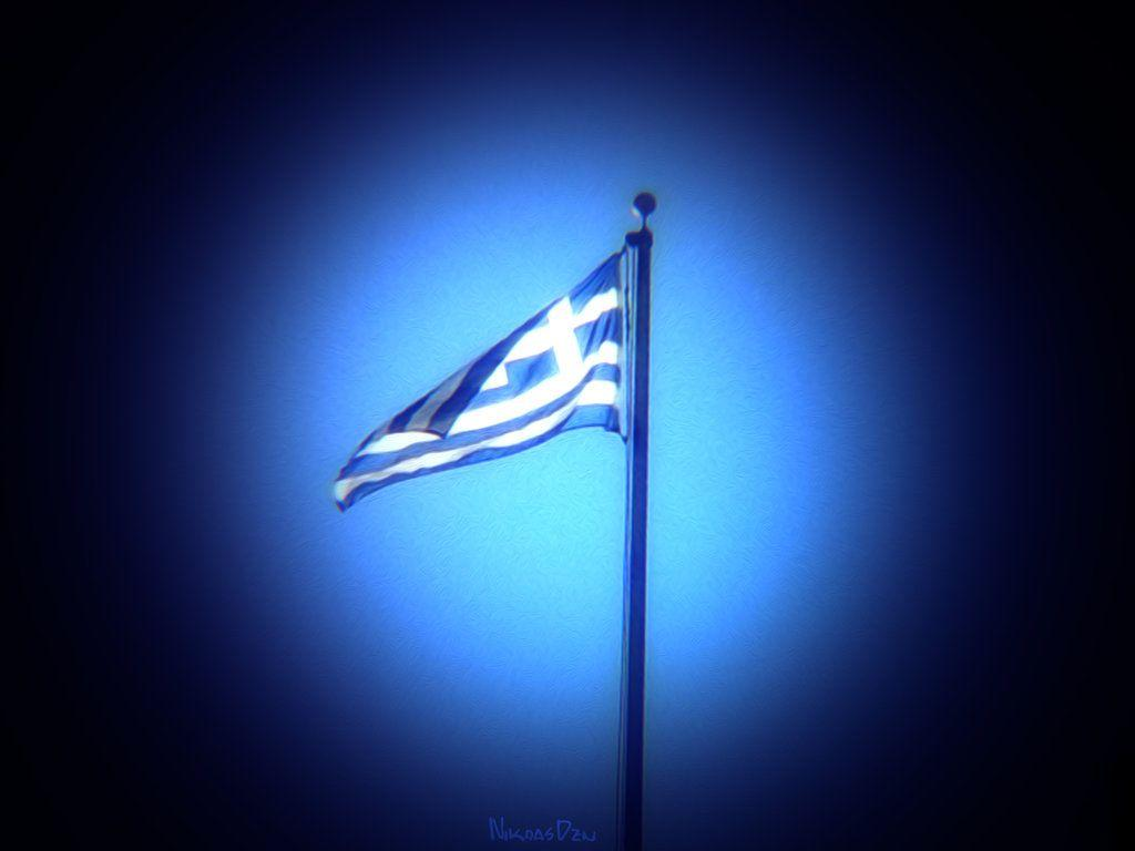 Greece Flag Wallpapers wallpapers Download wallpapers Flag of Greece
