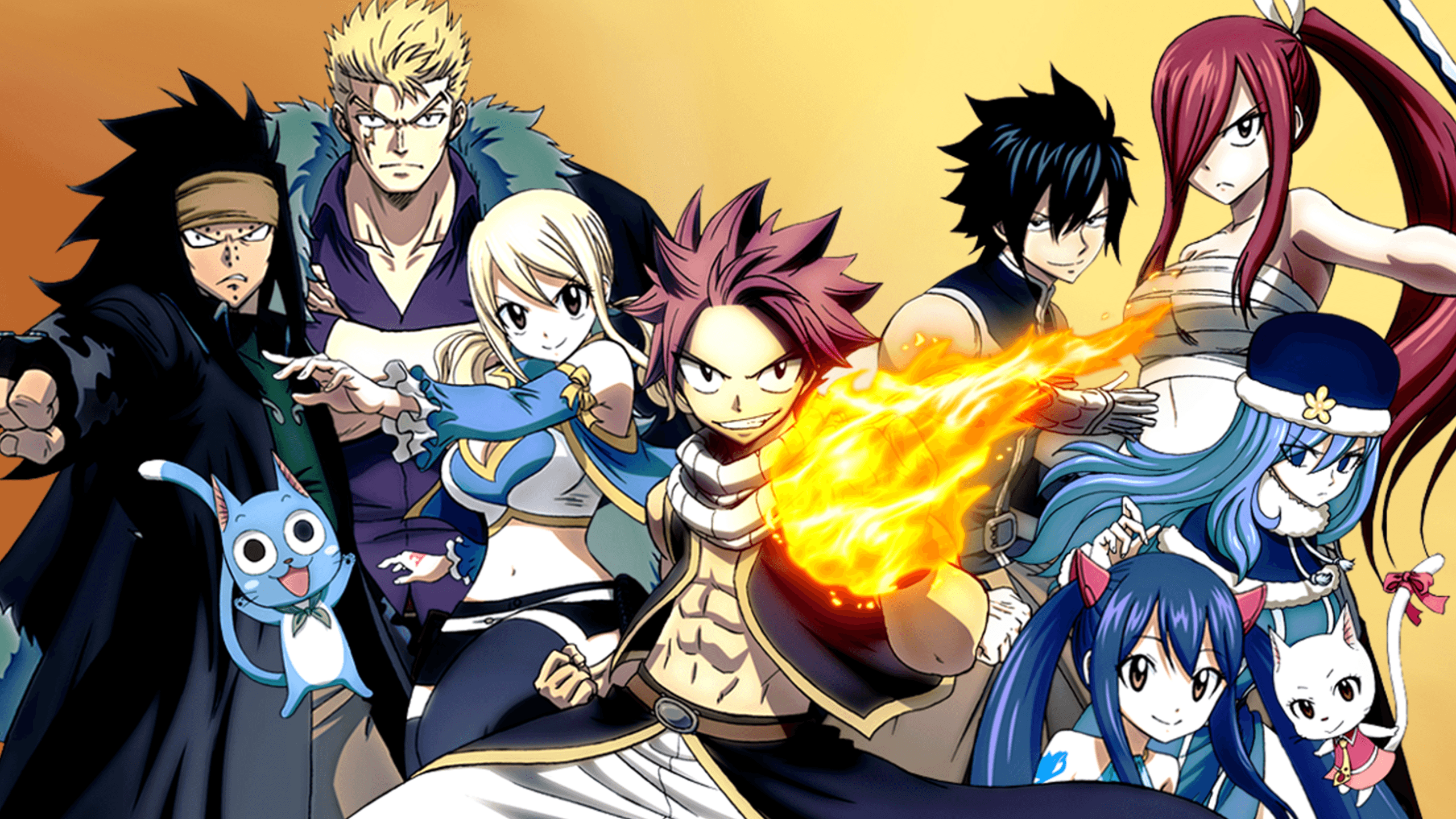 Fairy Tail: Final Series Wallpapers - Wallpaper Cave