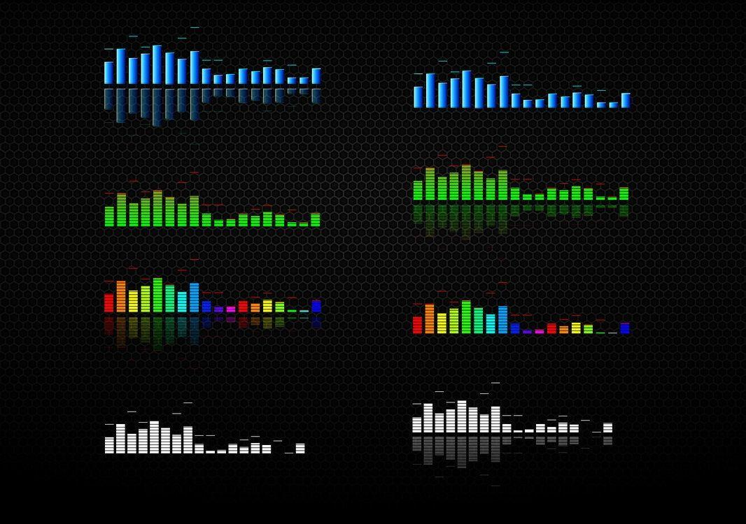 Graphic Equalizer Wallpapers Gif - Wallpaper Cave