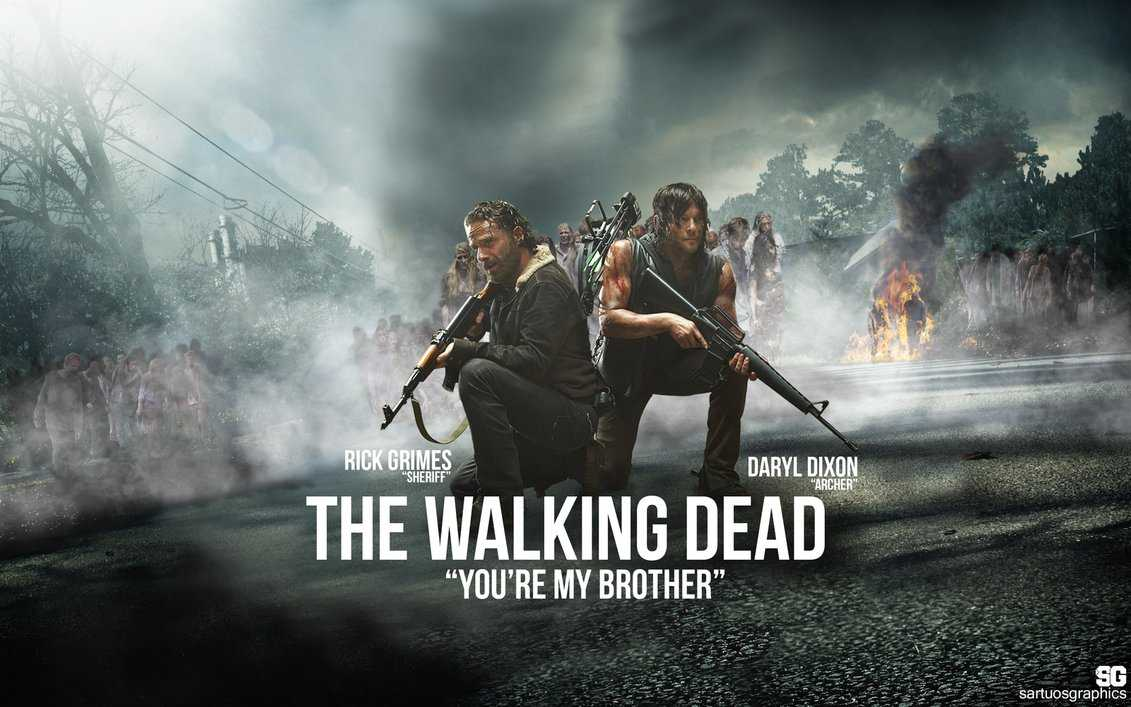 The Walking Dead Free Wallpapers Rick Wallpaper Cave