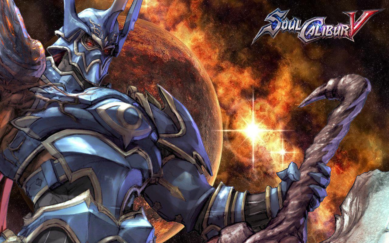 Soul Calibur 5 Nightmare Wallpapers Wallpaper Cave