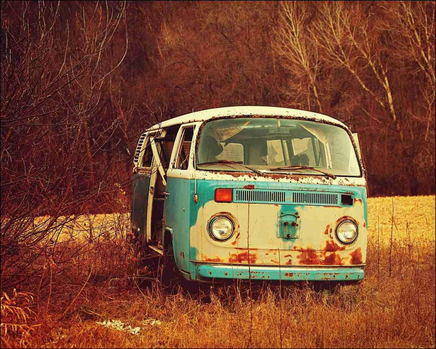 Volkswagen Vintage Wallpapers Wallpaper Cave