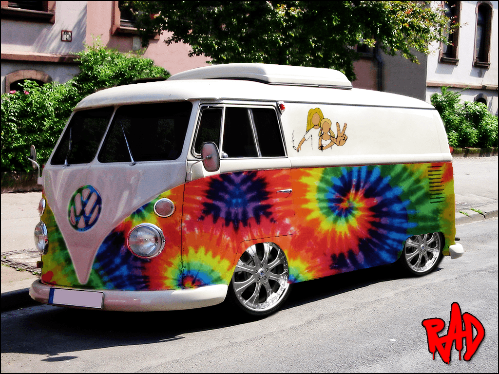 VW Hippie Bus, was it really called that?
