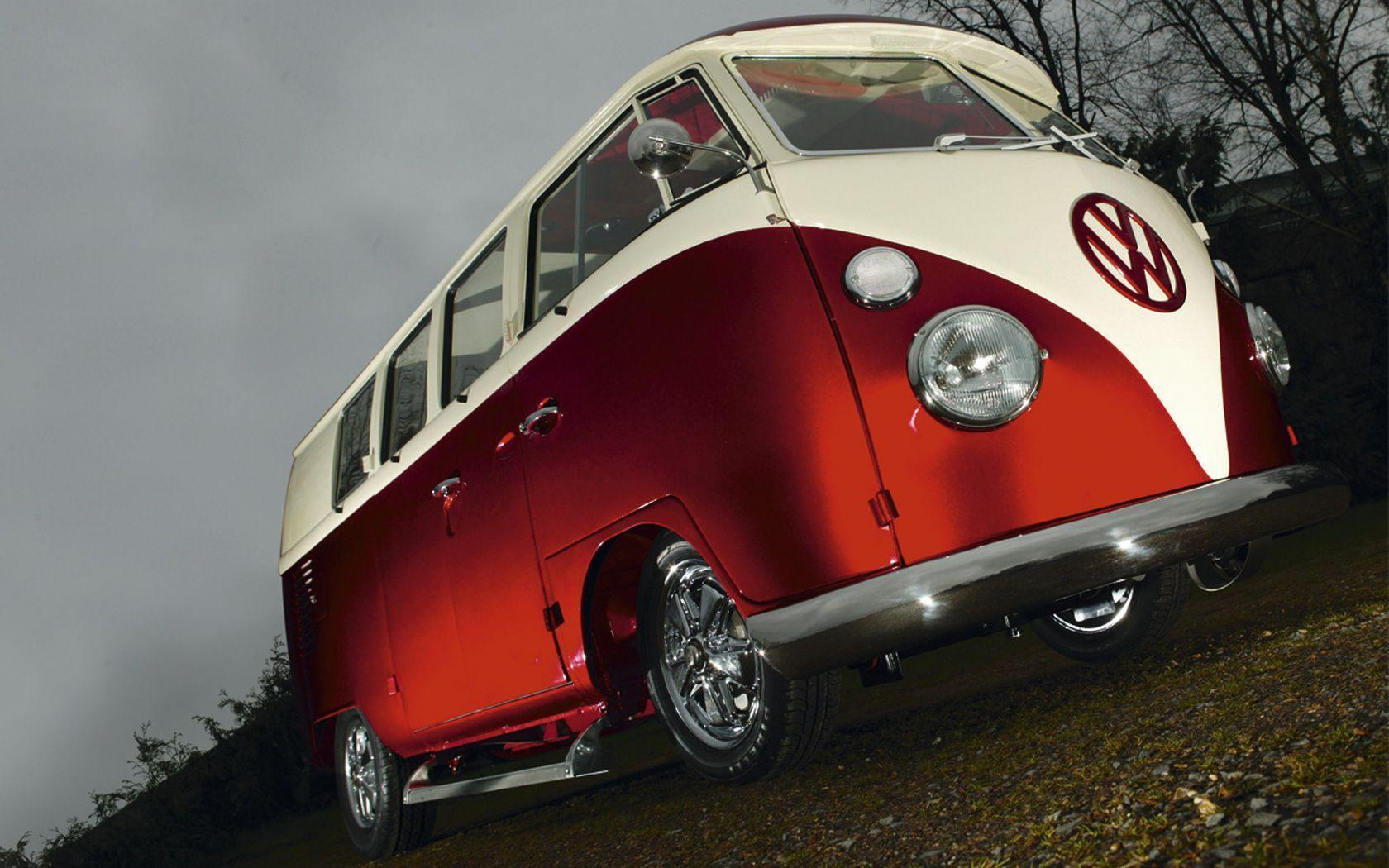 VW Bus Wallpapers