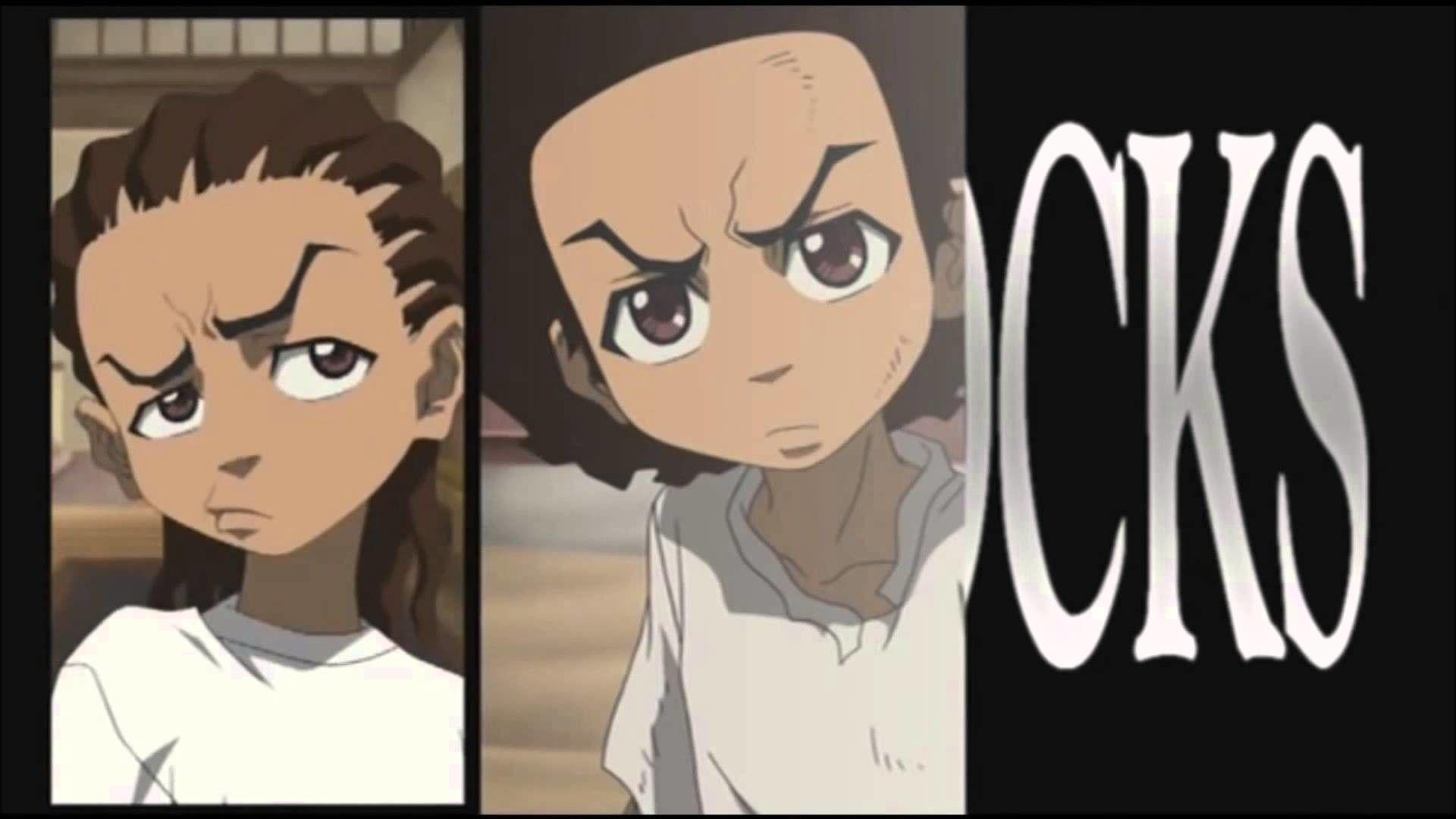 The Boondocks iPhone Wallpapers ·①