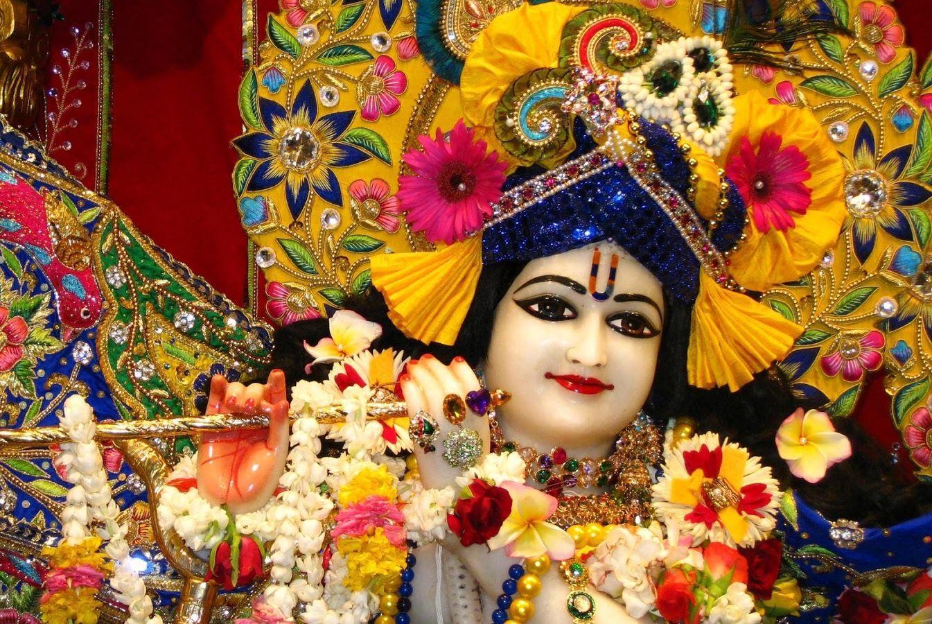 Shri Krishna Wallpapers Wallpaper Cave