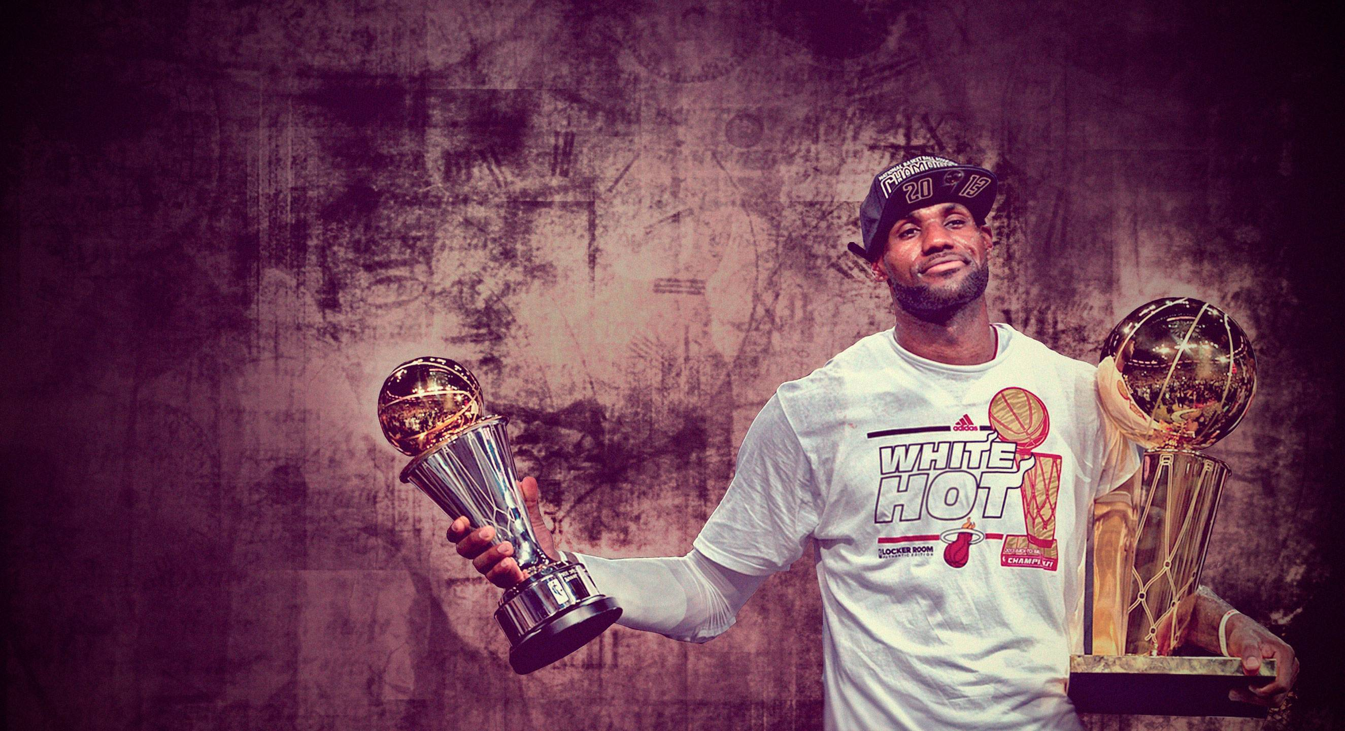 Lebron James Champion Wallpapers