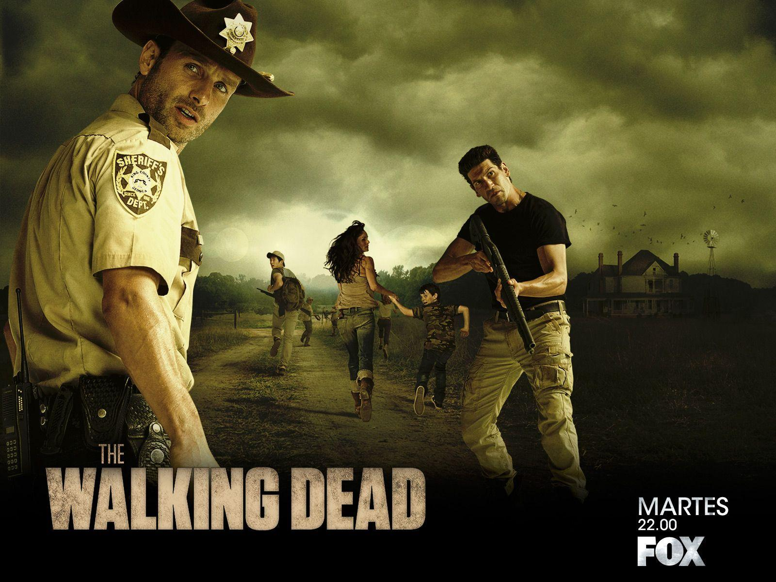 Walking Dead Season 9 Wallpapers Wallpaper Cave