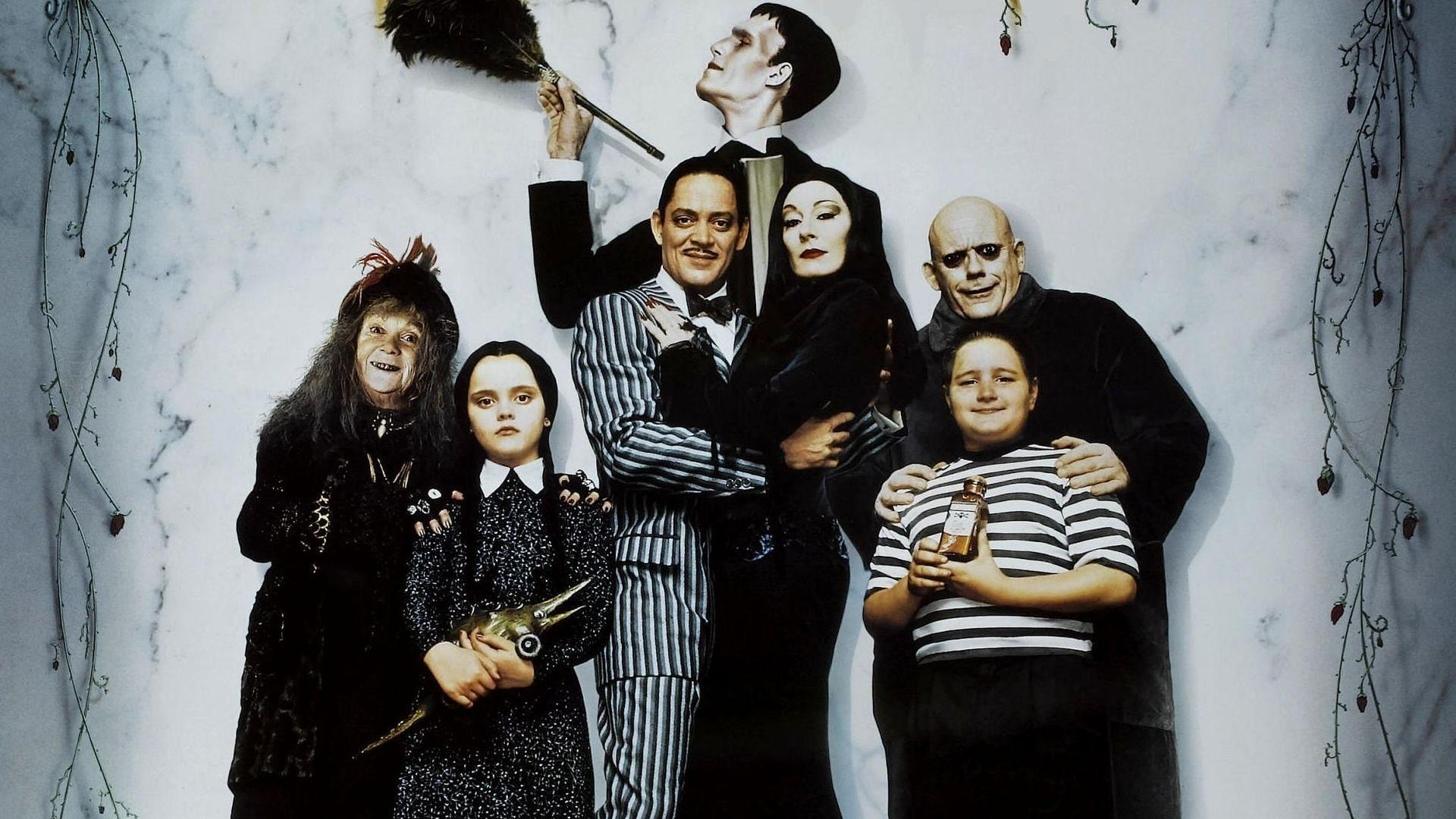 Familia Addams Wallpapers - Wallpaper Cave