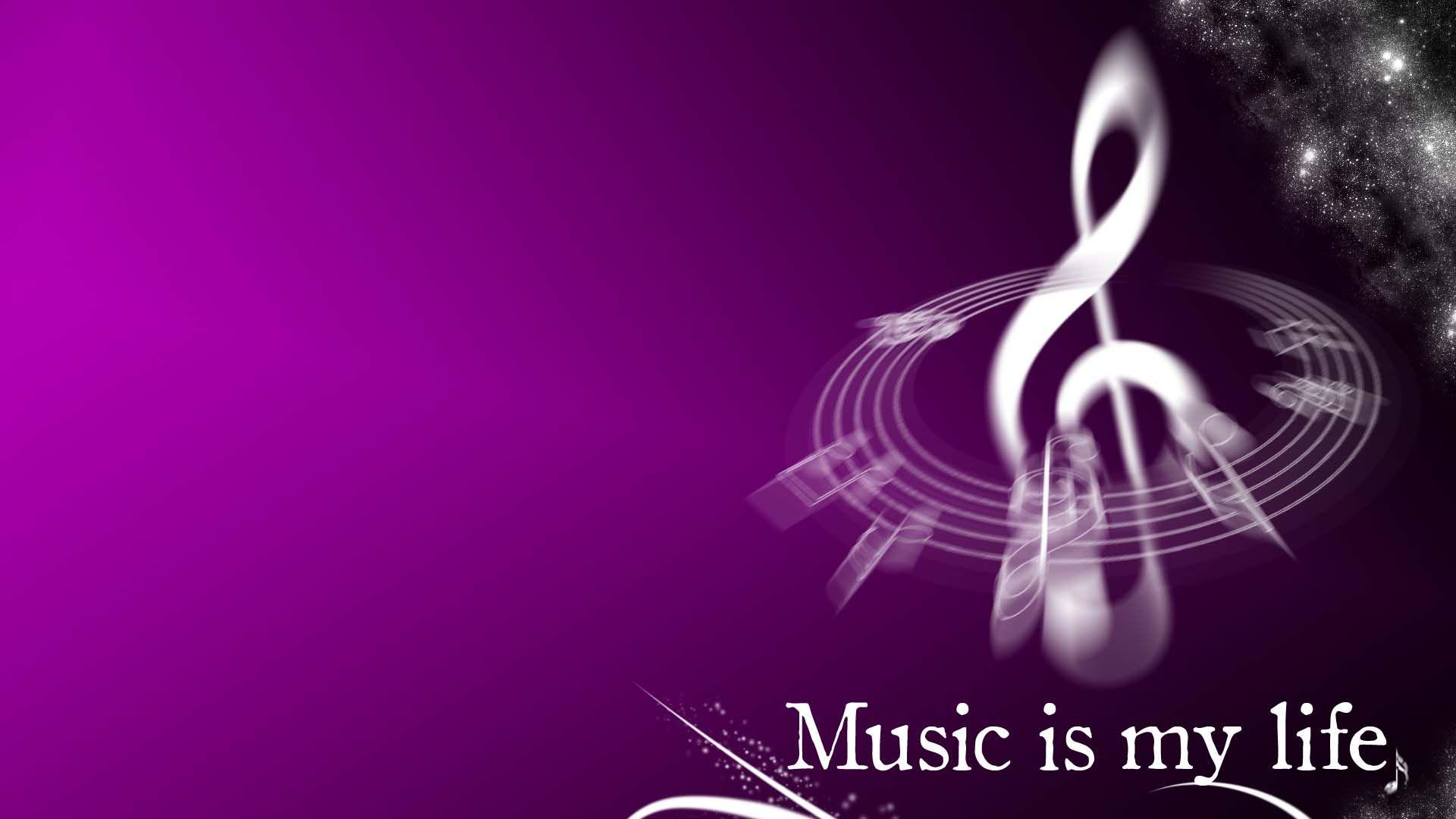 Life Is Music Wallpapers Wallpaper Cave
